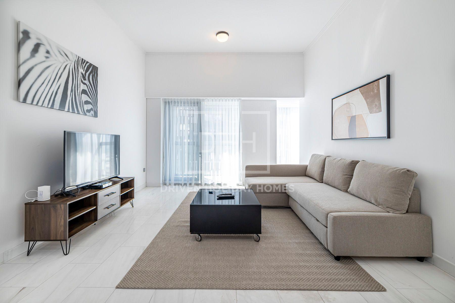 875 قدم مربع  شقة - للايجار - دبي مارينا