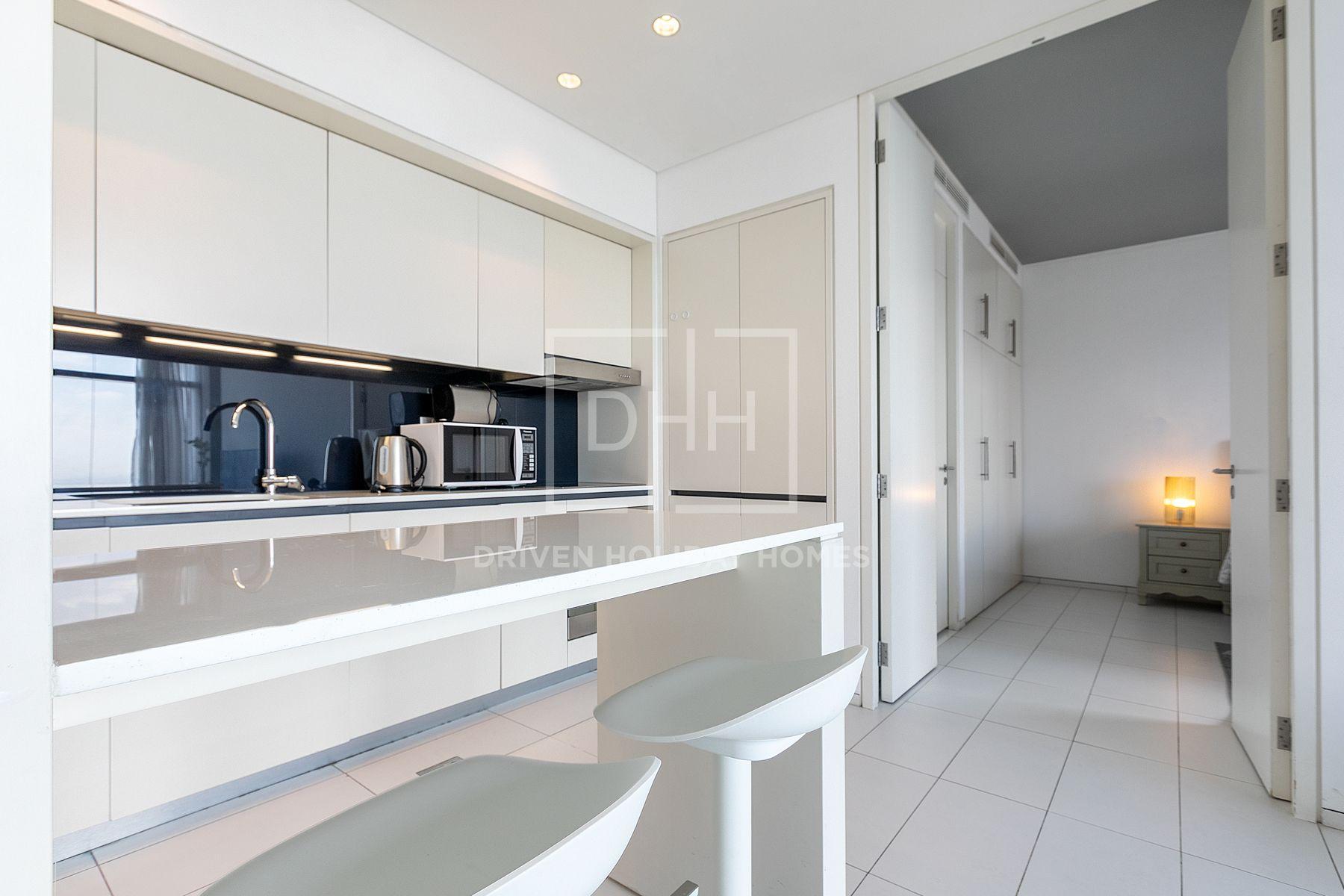 للايجار - شقة - برج إندكس - مركز دبي المالي العالمي