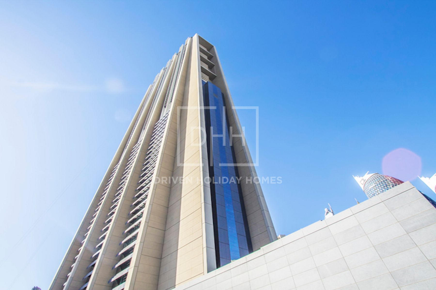 Extraordinary 1 Bed, Index Tower in DIFC