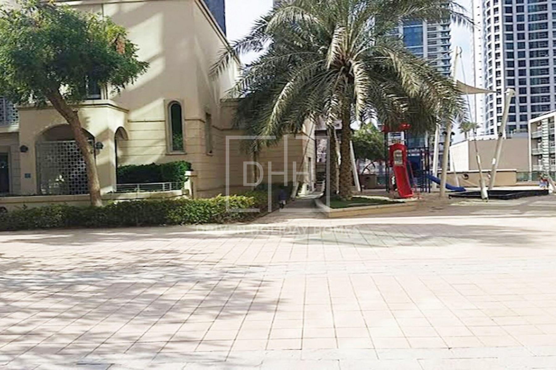 للايجار - شقة - لوفتس ويست - دبي وسط المدينة