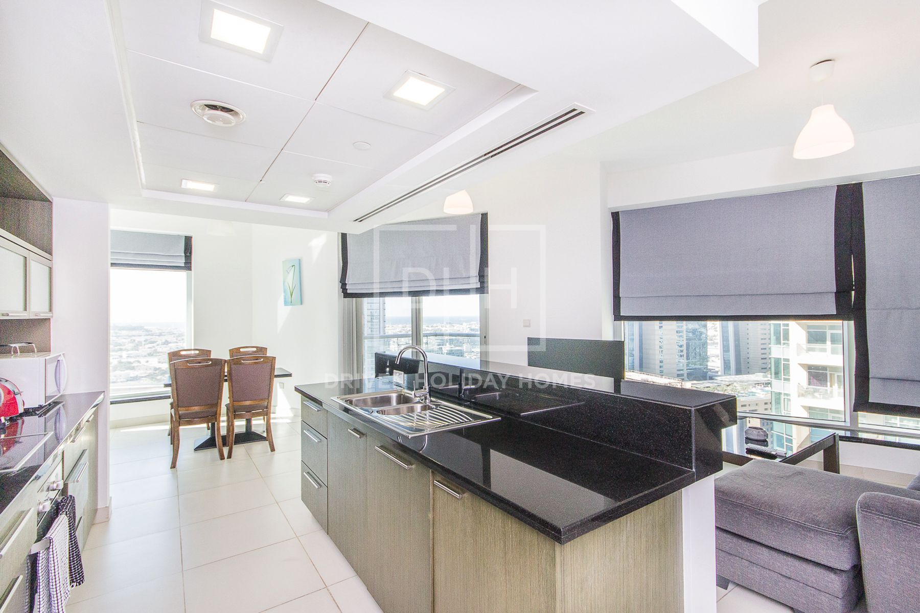High End Interior 1 Bed Lofts West, Downtown