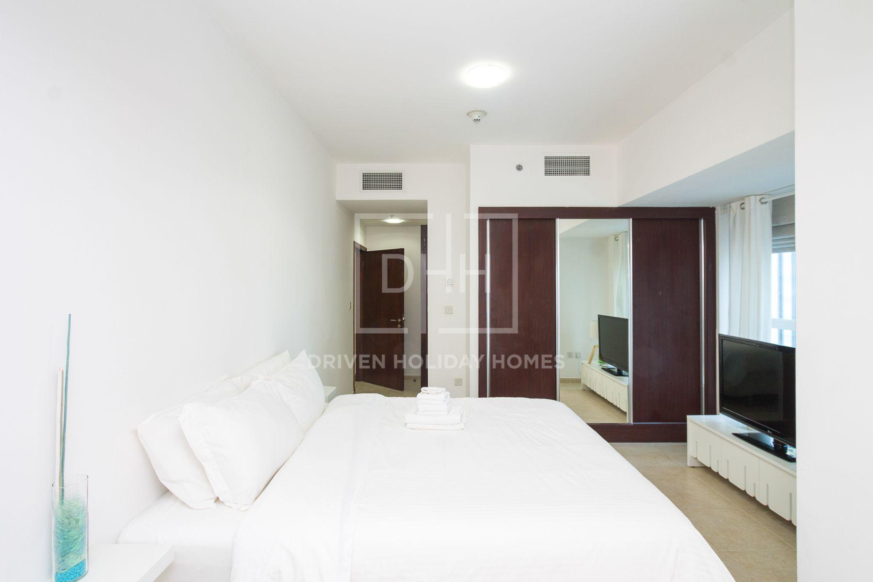 Apartment for Rent in Elite Residence - Dubai Marina