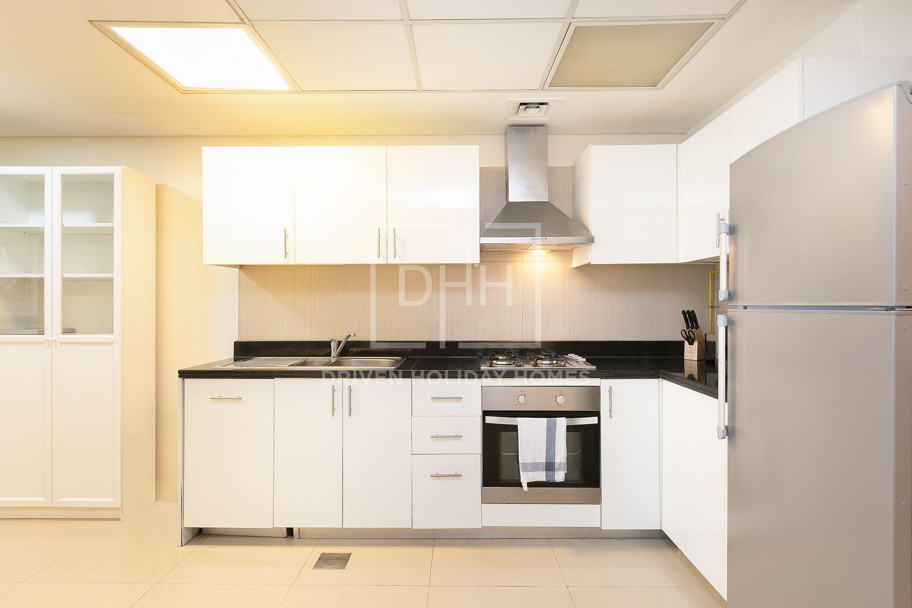 للايجار - شقة - A بارك  تاور - مركز دبي المالي العالمي