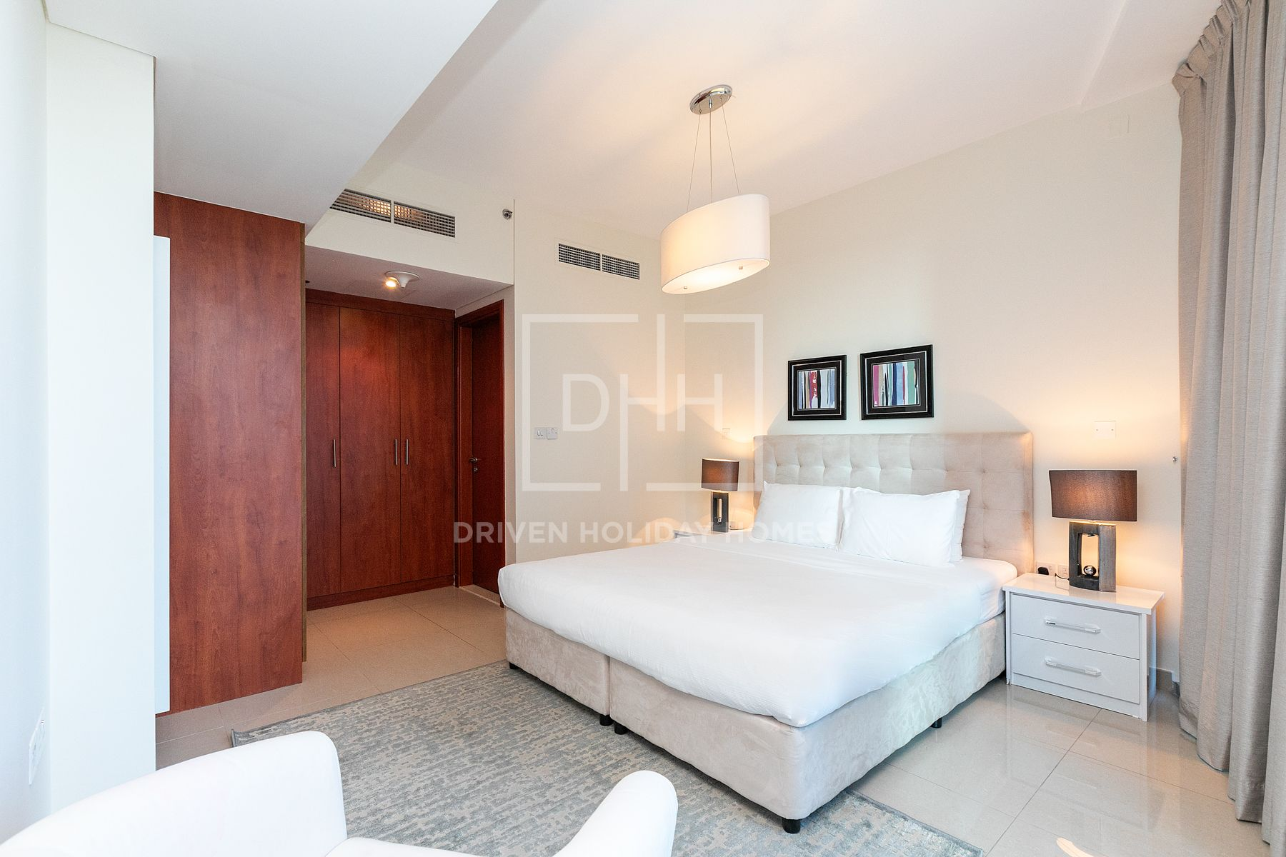 Spacious 1 Bed, Park Tower DIFC