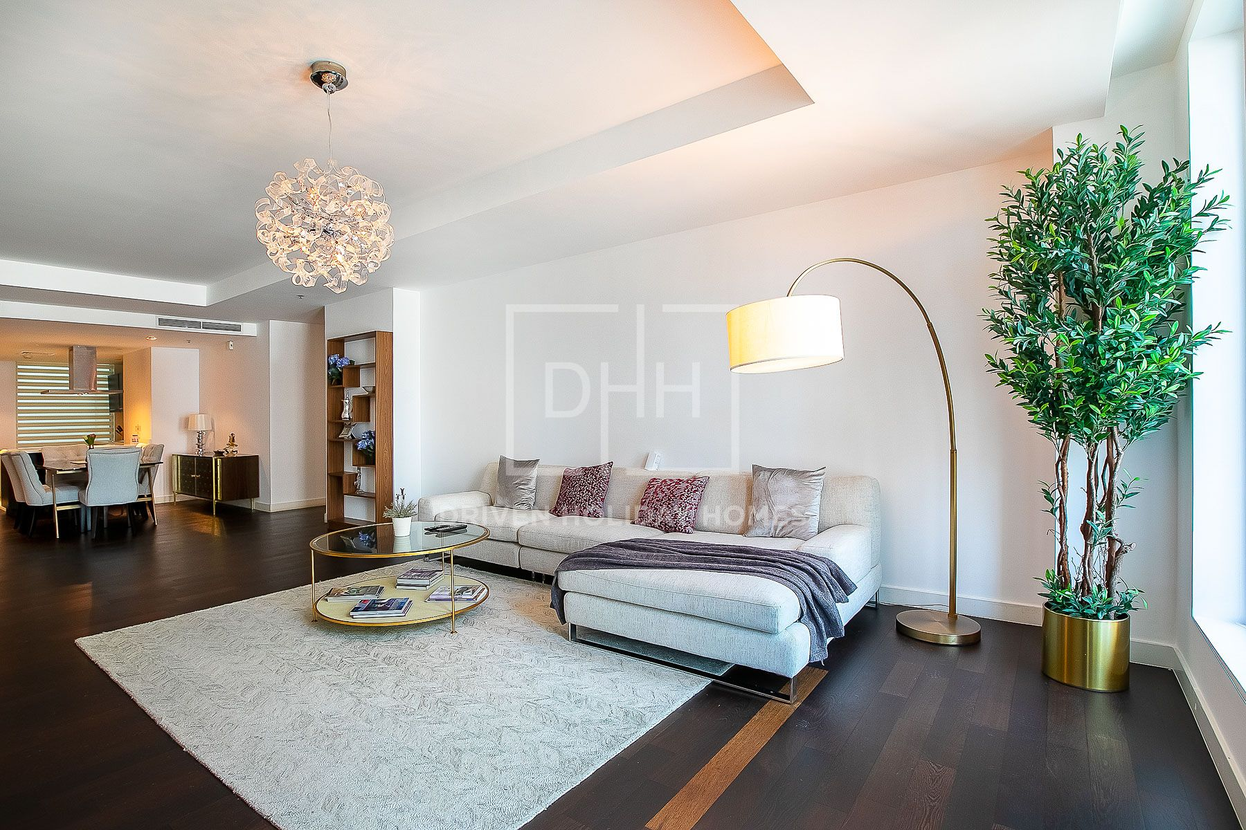 Impeccable 2BR in Limestone House DIFC