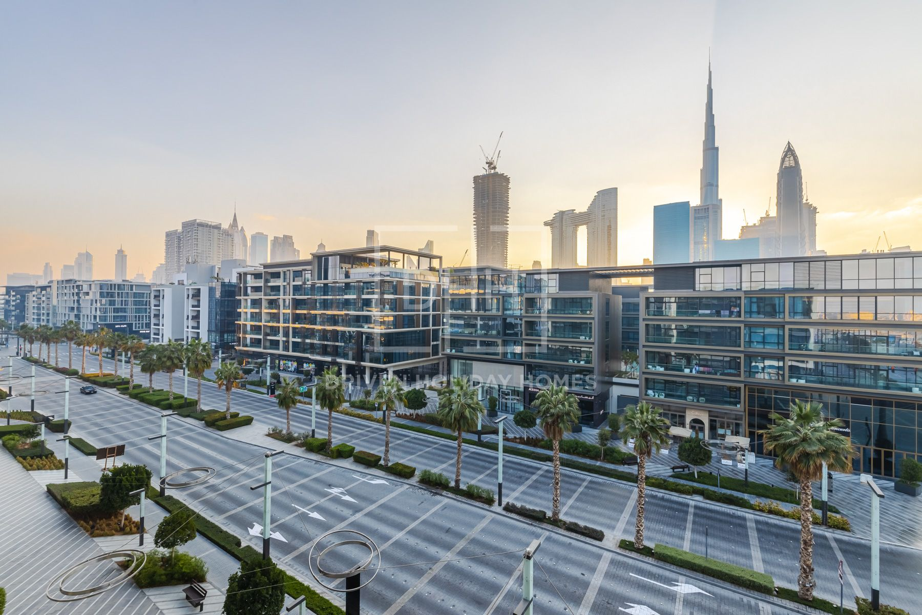 Spectacular Citywalk   Burj Khalifa View  3BR
