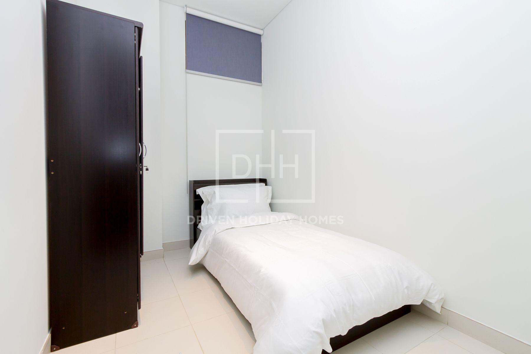 للايجار - شقة - 10 بناية - سيتي ووك