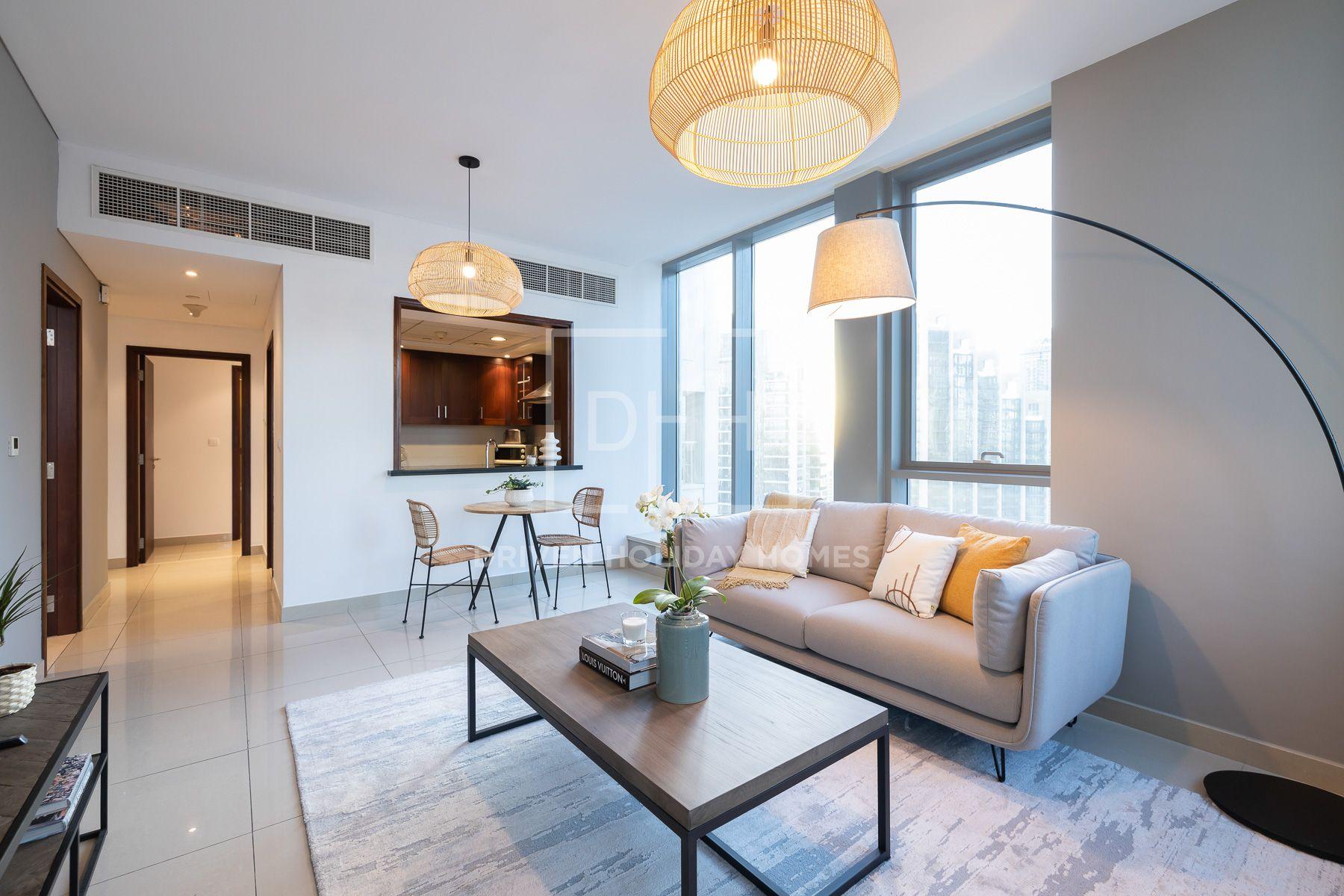 Elegance In Style| Burj Khalifa Fountain View