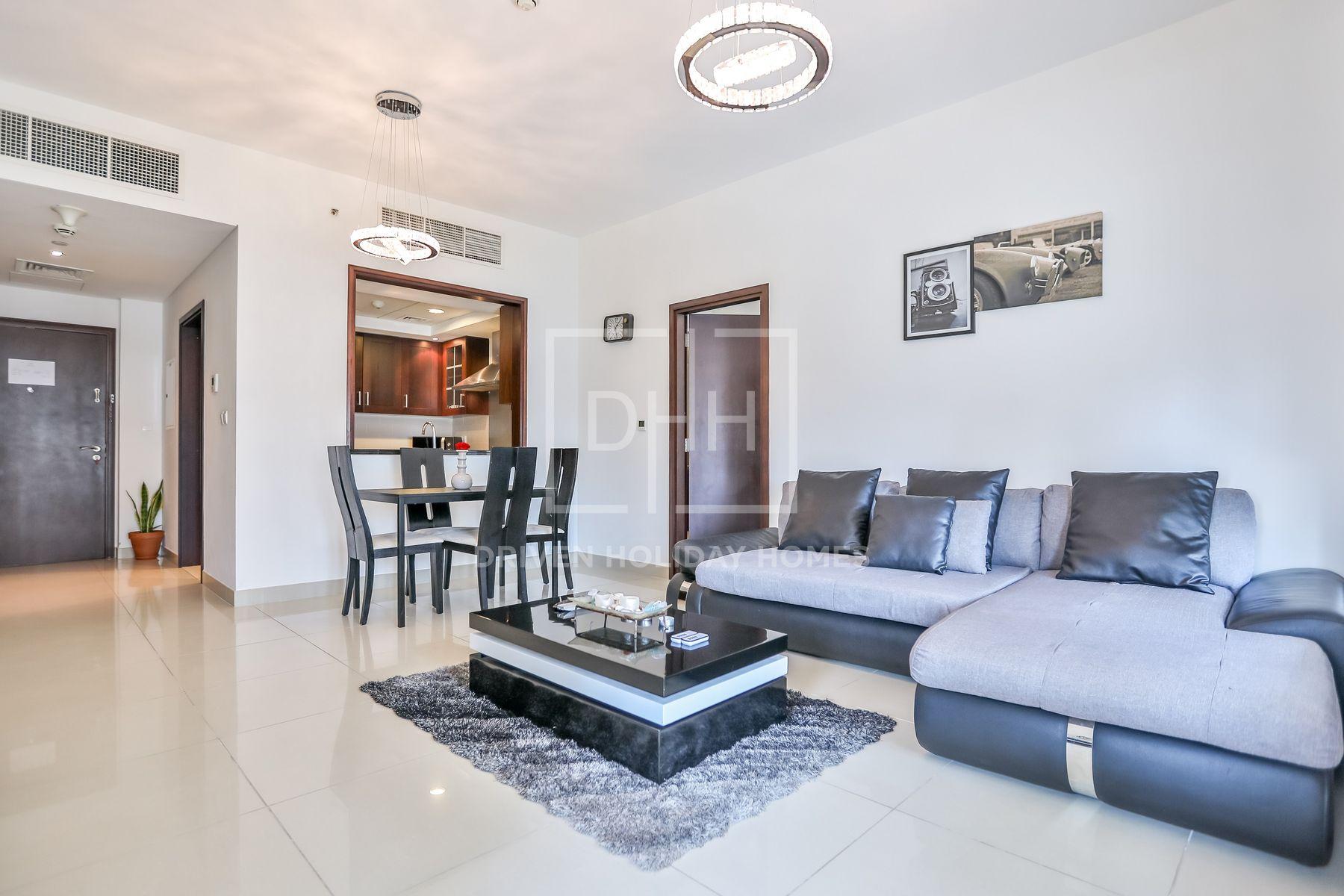 853 قدم مربع  شقة - للايجار - دبي وسط المدينة