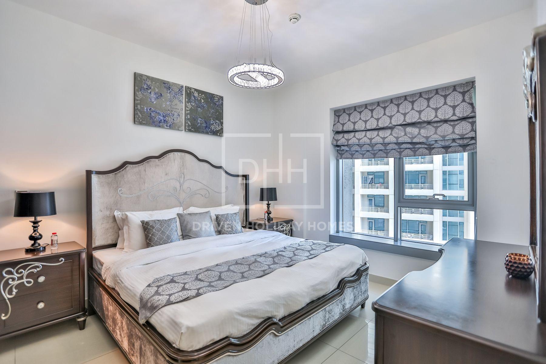 Apartment for Rent in 29 Burj Boulevard Tower 2 - Downtown Dubai
