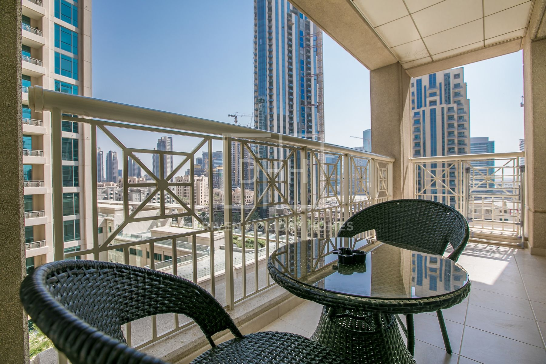 Apartment for Rent in 29 Burj Boulevard Tower 2 - Downtown Dubai