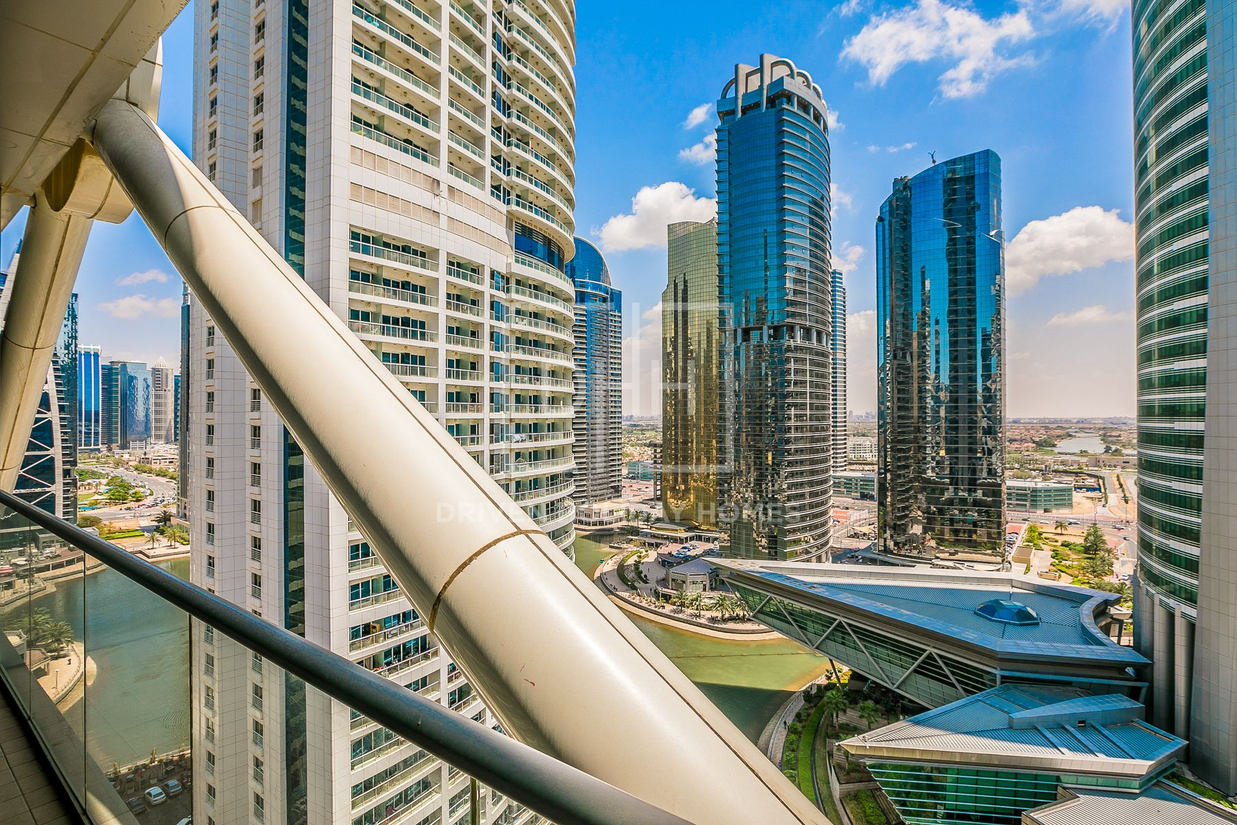 Studio for Rent in Indigo Tower - Jumeirah Lake Towers