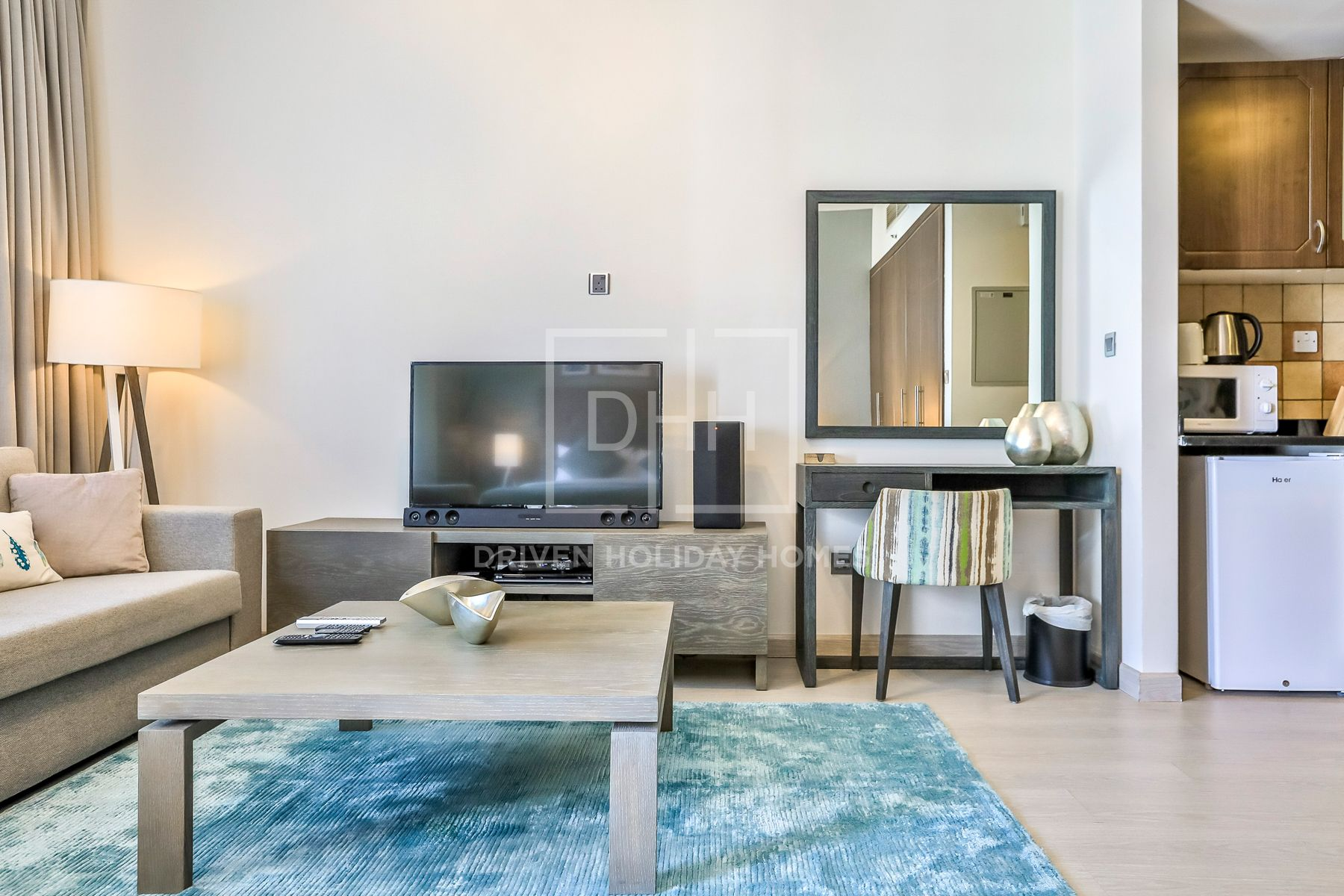 Studio for Rent in Indigo Tower - Jumeirah Lake Towers