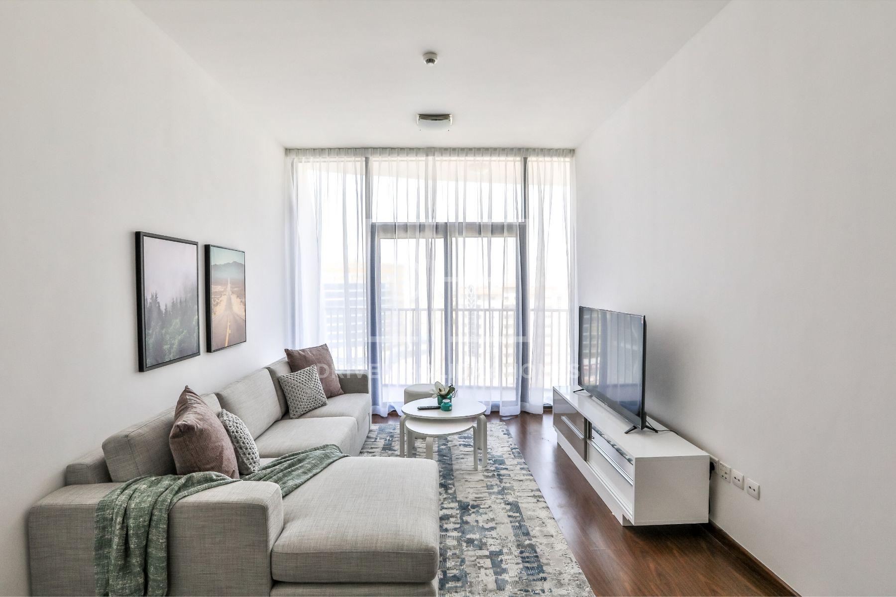 740 قدم مربع  شقة - للايجار - واحة السيليكون
