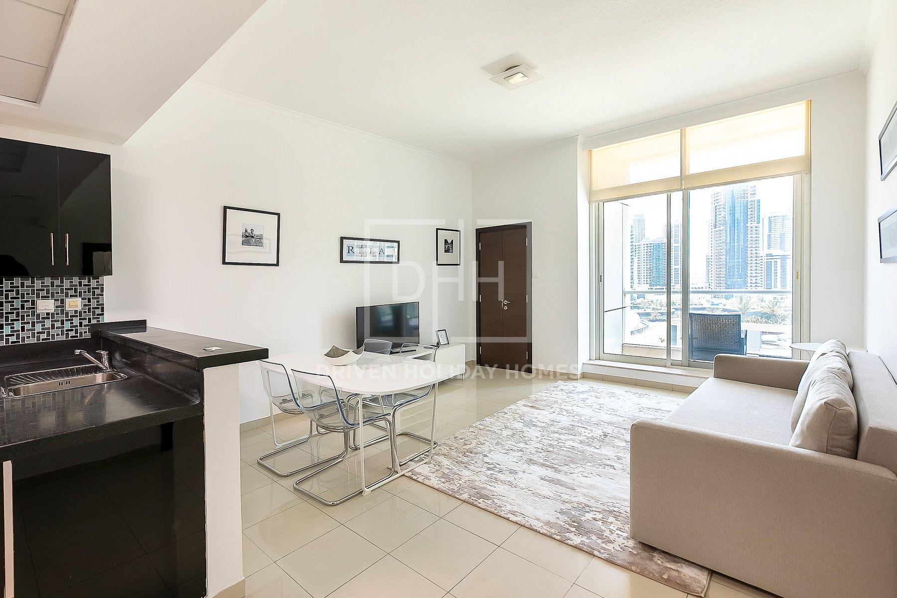721 قدم مربع  شقة - للايجار - دبي مارينا