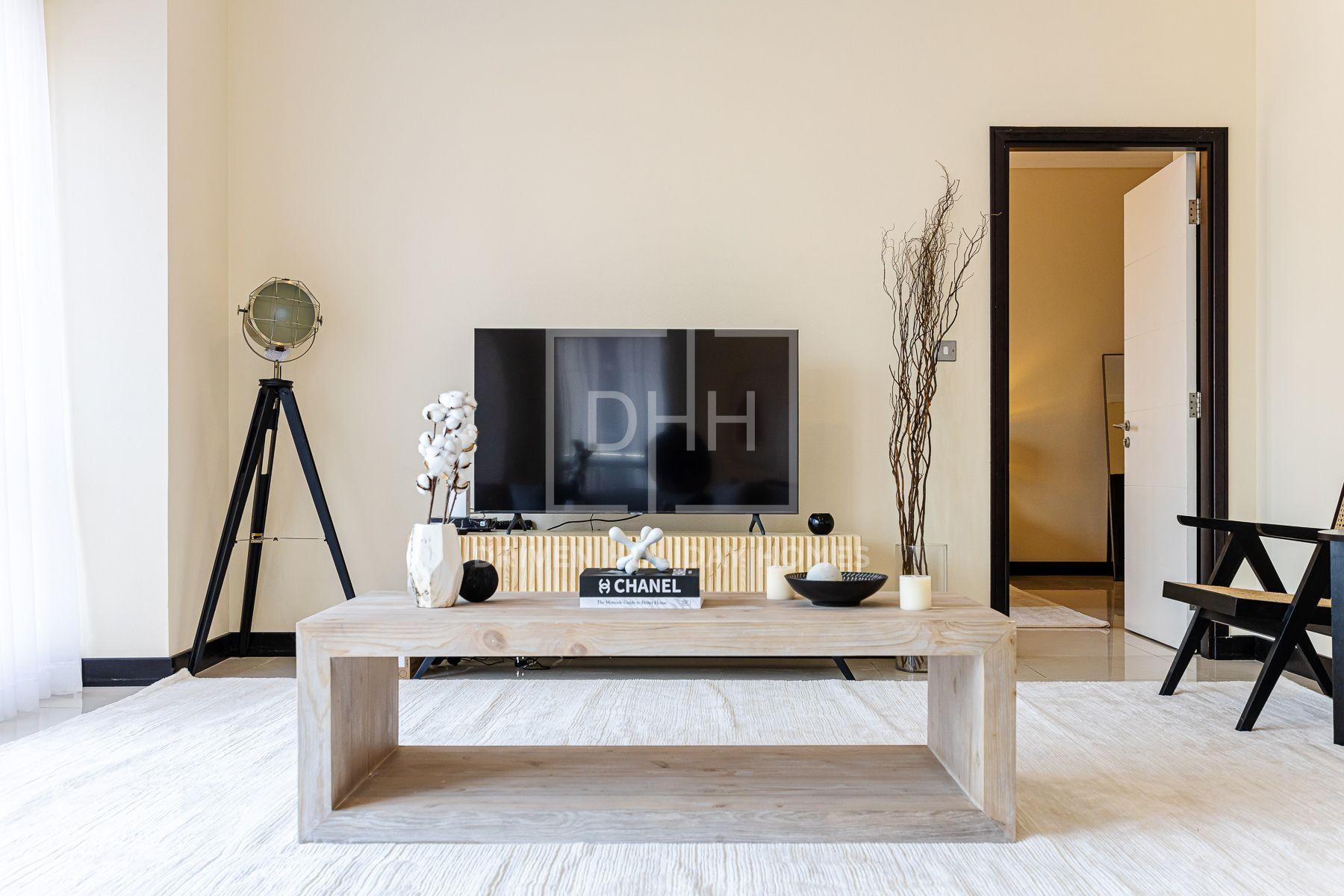 Perfect Stay | Southridge 3BR | Burj View