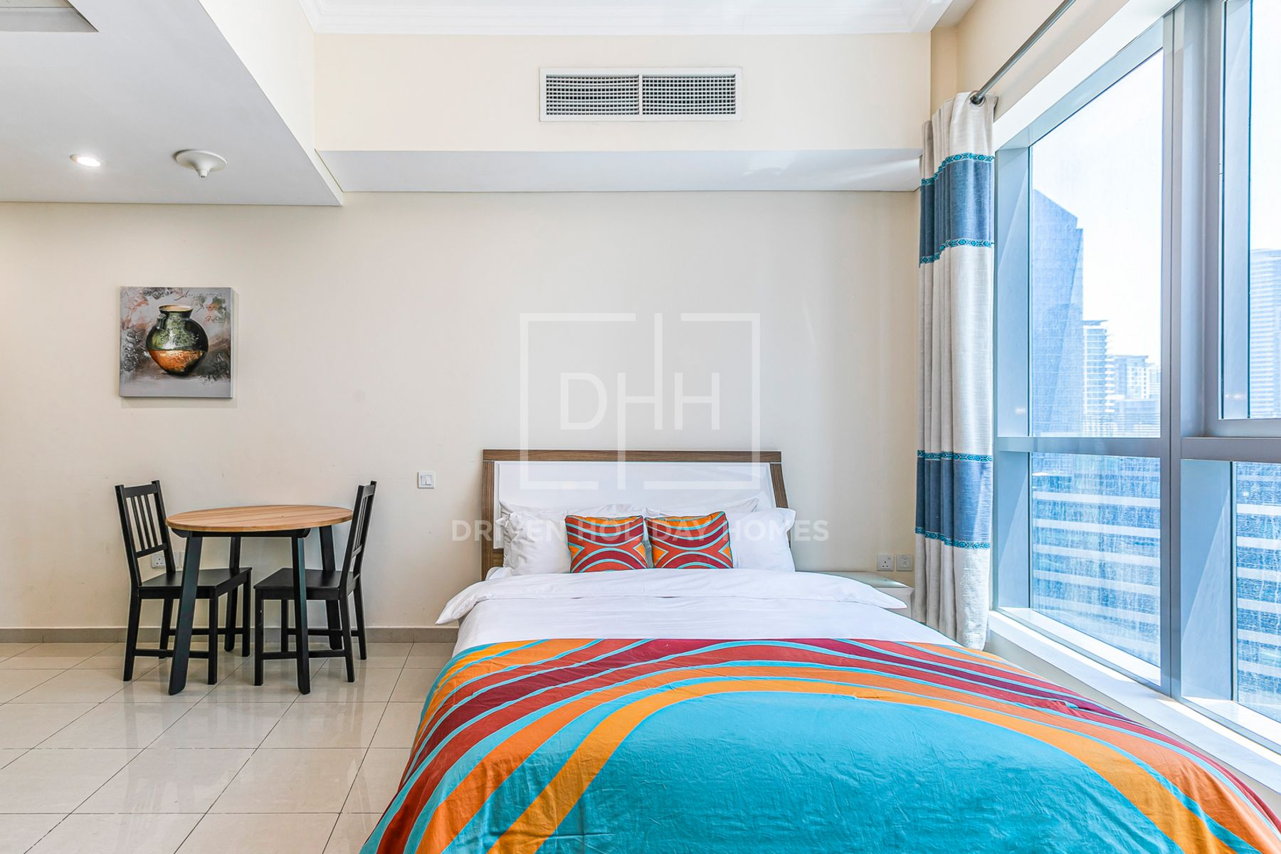 Studio for Rent in Bay Central West - Dubai Marina