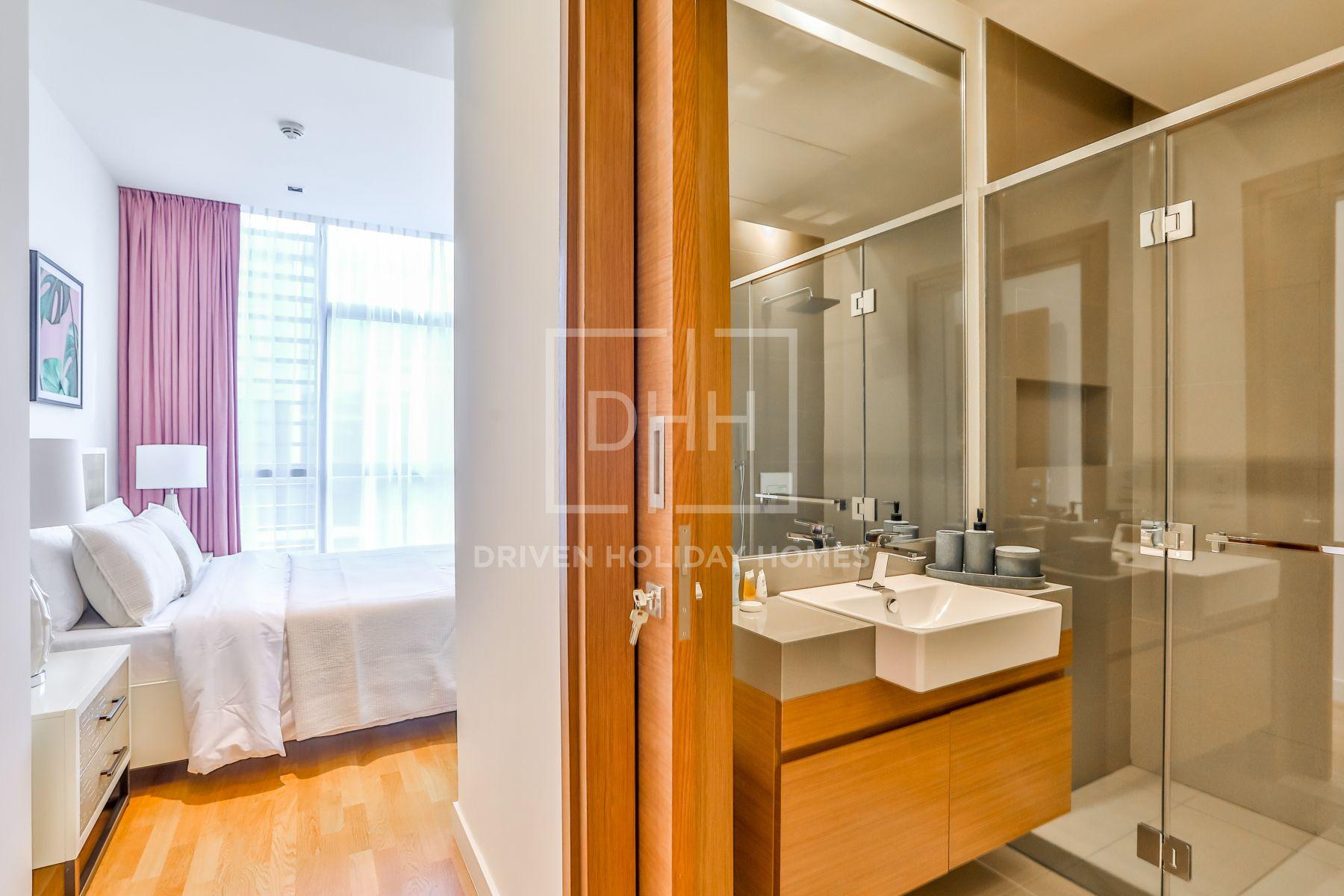 للايجار - شقة - 11B بناية - سيتي ووك