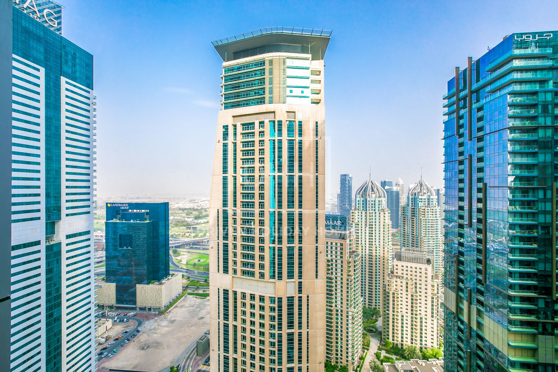 Best Deal- 2 Beds Torch The Heart of Dubai