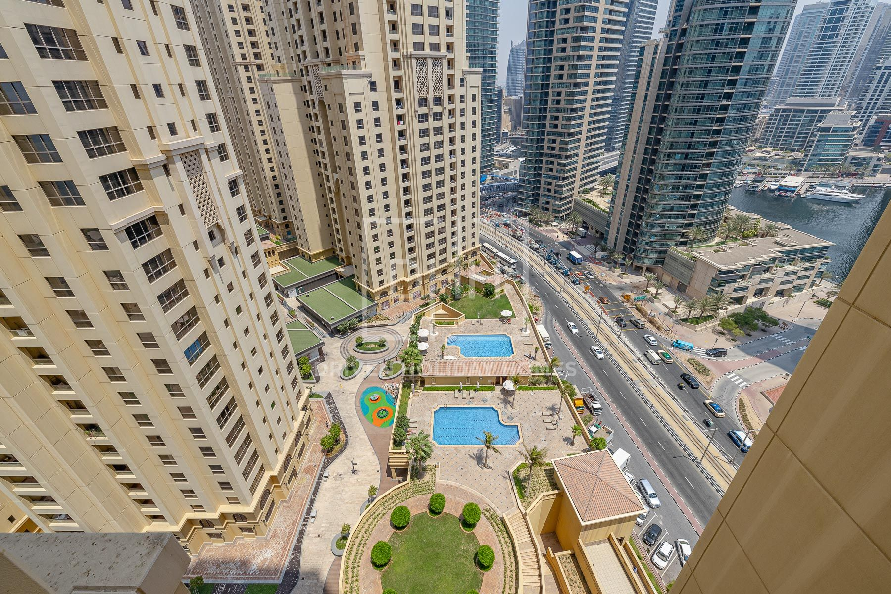 Apartment for Rent in Rimal 4 - Jumeirah Beach Residence