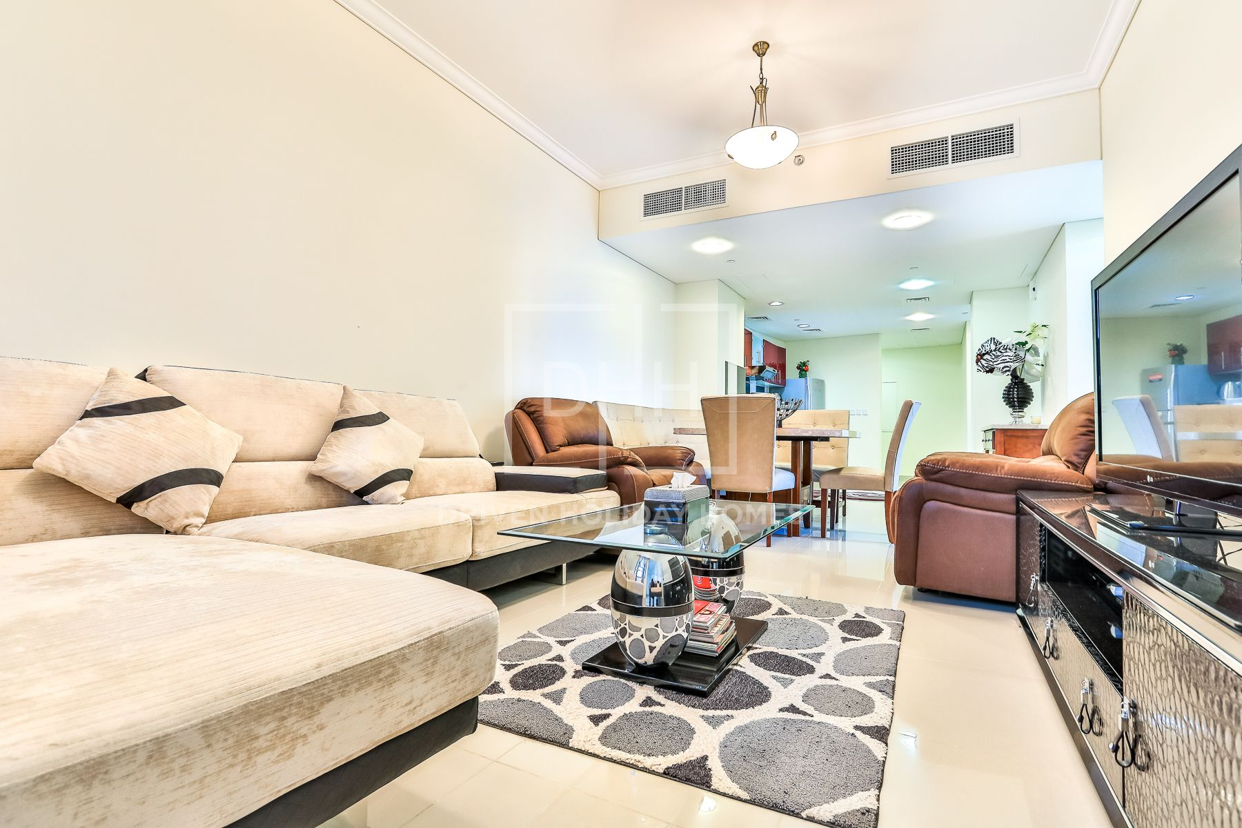 Large & Ready | 3Beds| Ocean Heights | Marina
