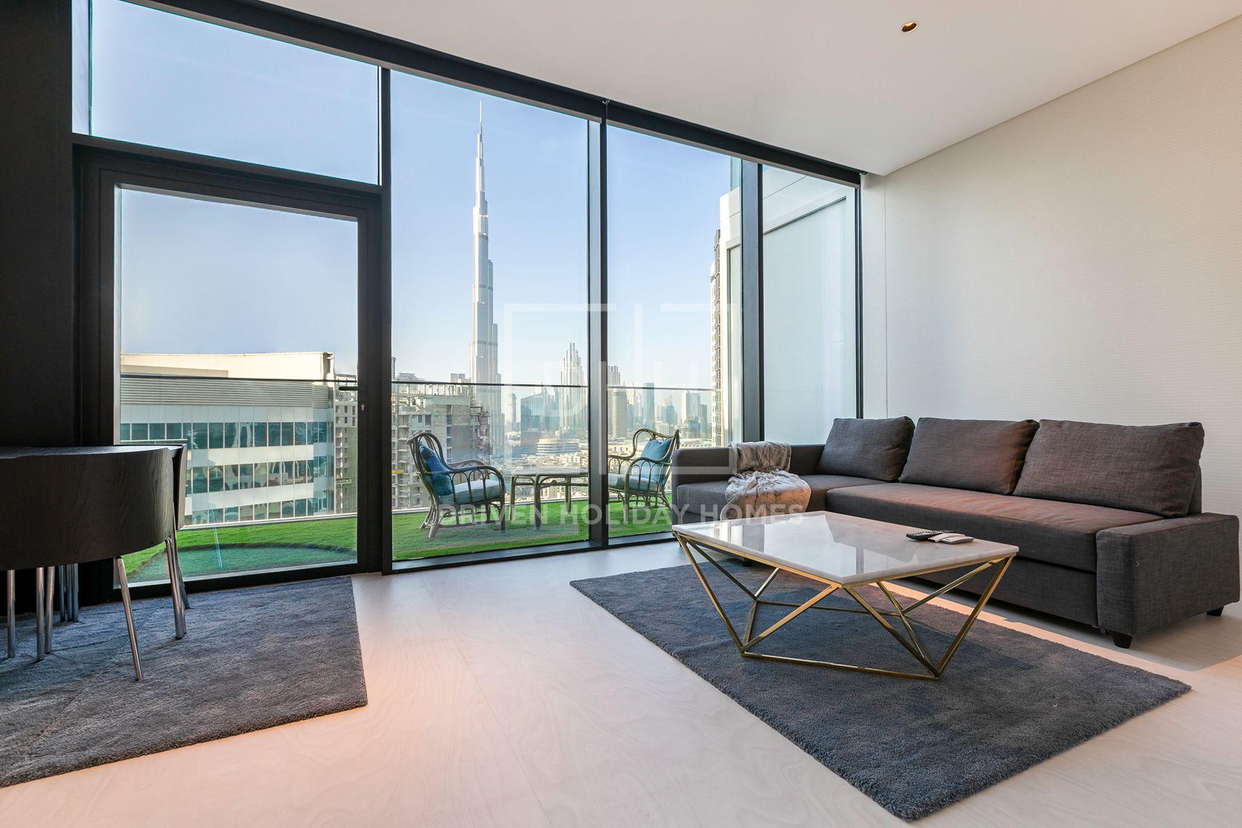 Burj Khalifa View | Marquise Square