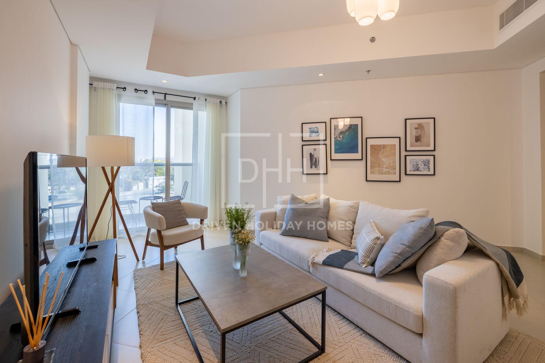 Charming 2BR | Brand New Apartment | Al Wasl