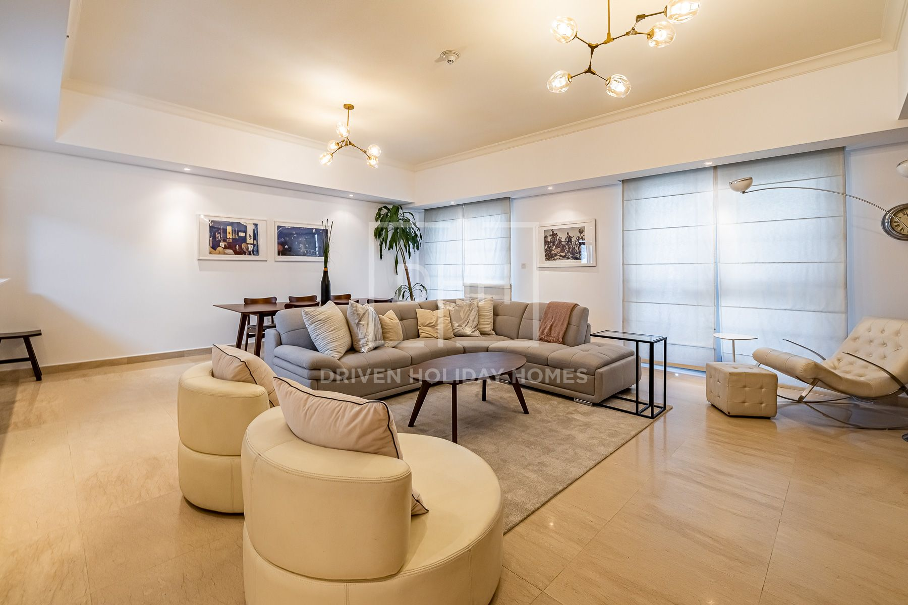 1,937 قدم مربع  شقة - للايجار - دبي مارينا