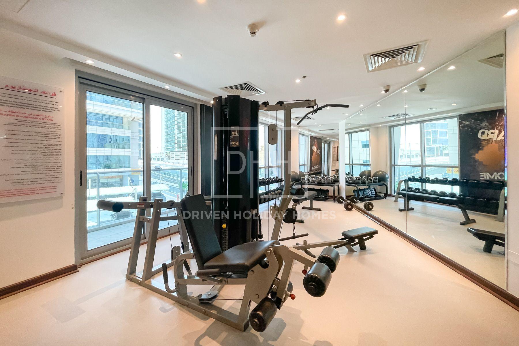 Apartment for Rent in The Jewel Tower B - Dubai Marina