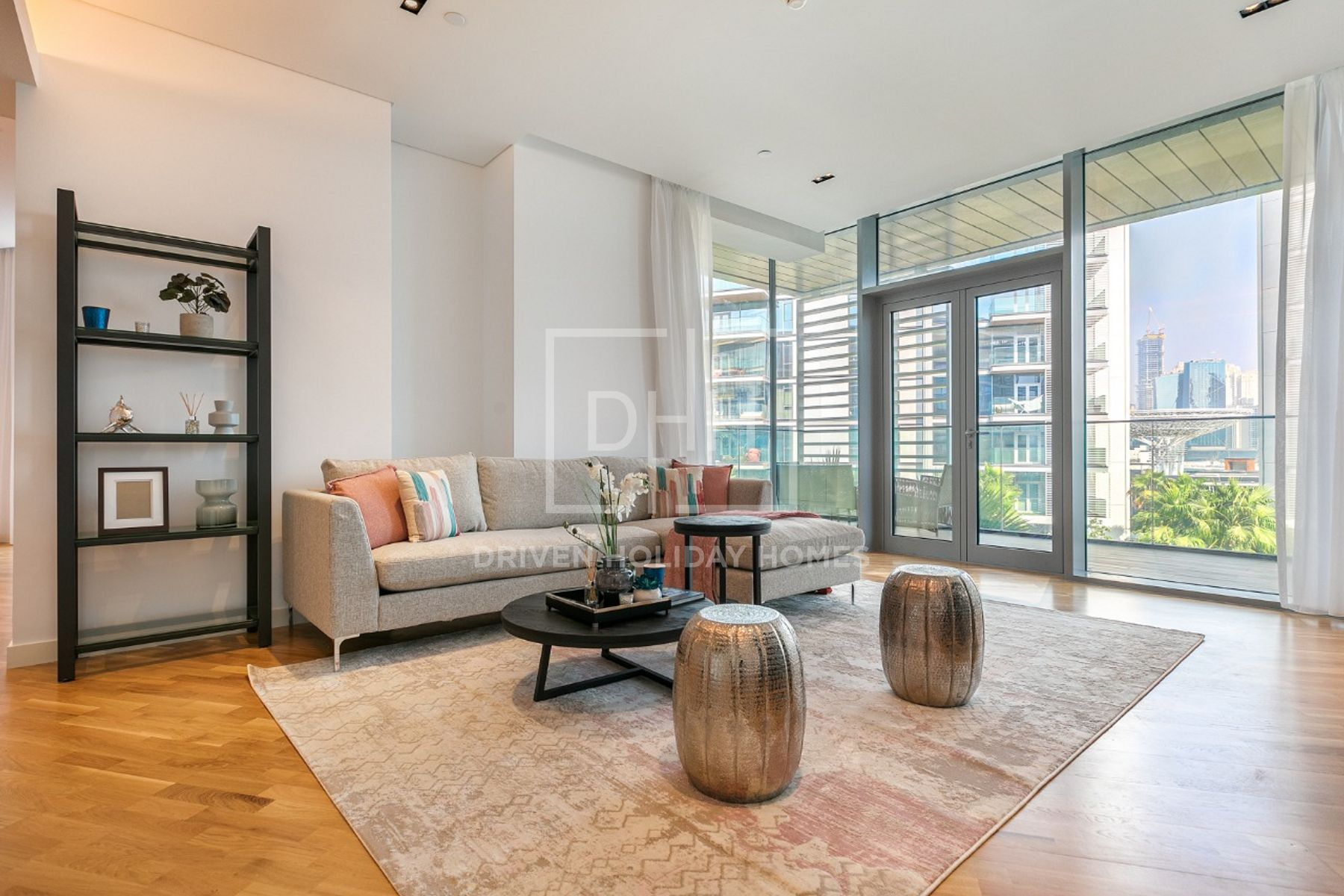 Luxury Furnished | Premium 1BR | Bluewaters