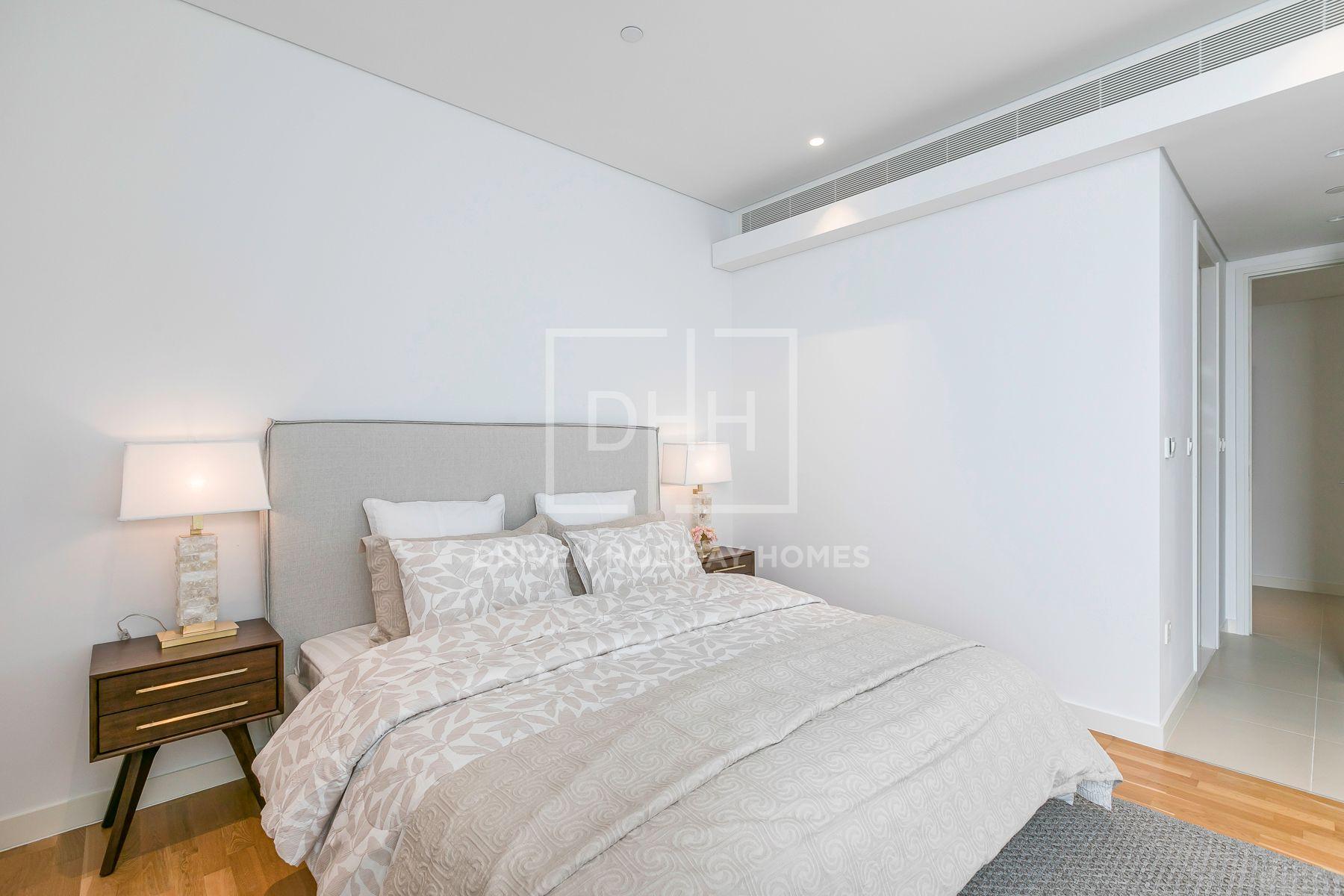 للايجار - شقة - 10 شقة بناية - بلوواترز