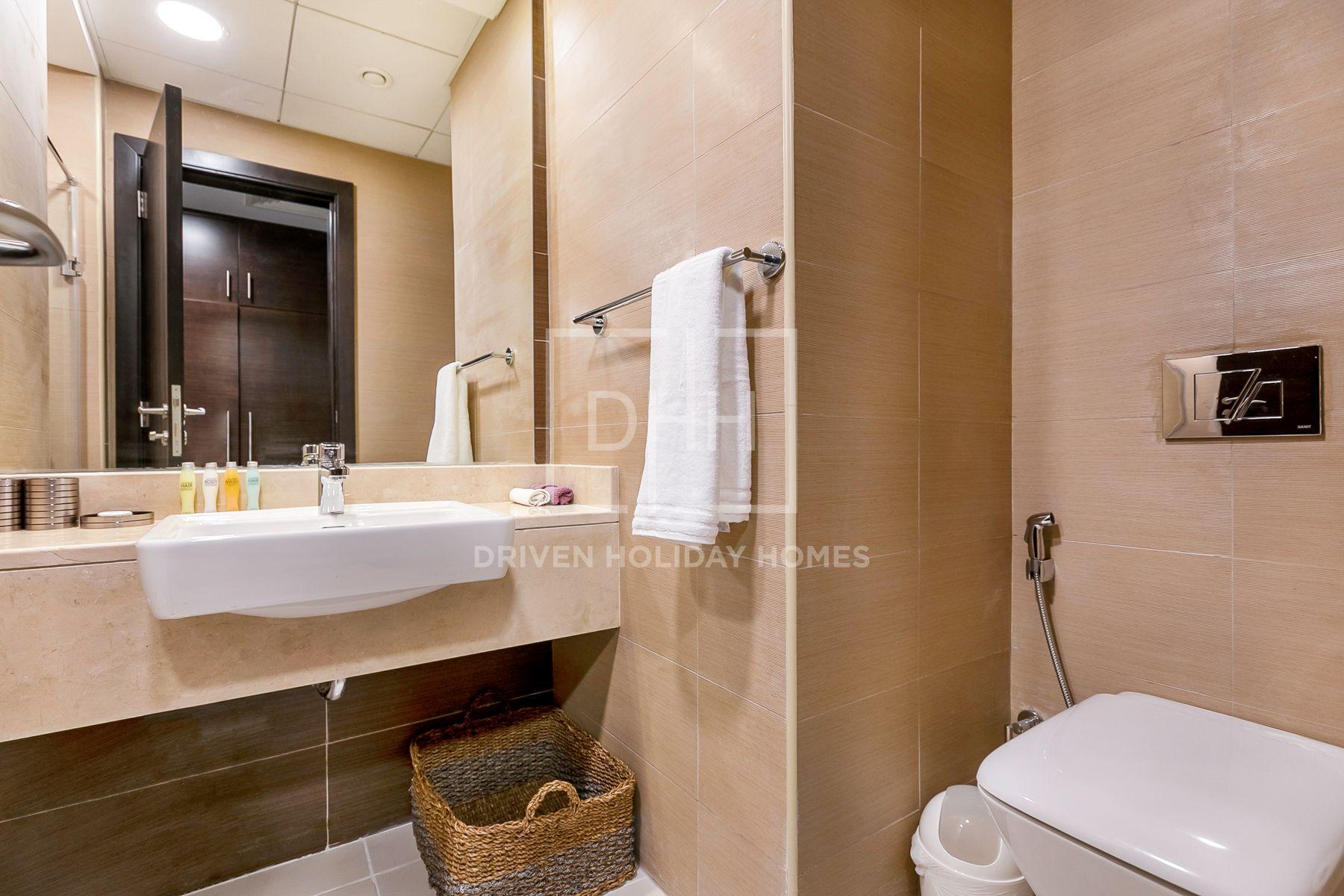 Studio for Rent in Sparkle Tower 2 - Dubai Marina