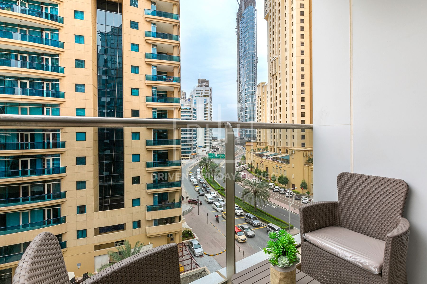 Studio With Marina View in Sparkle Tower