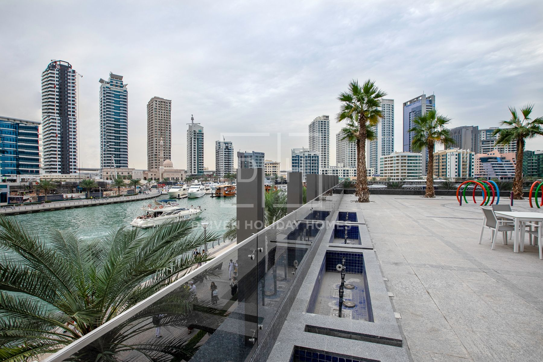 Apartment for Rent in Sparkle Tower 1 - Dubai Marina