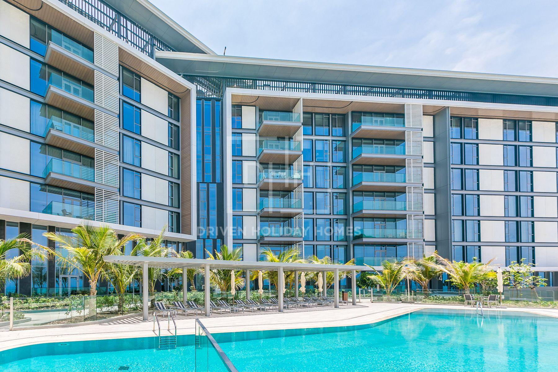 Premium 2Beds in Bluewaters Oceanfront Living