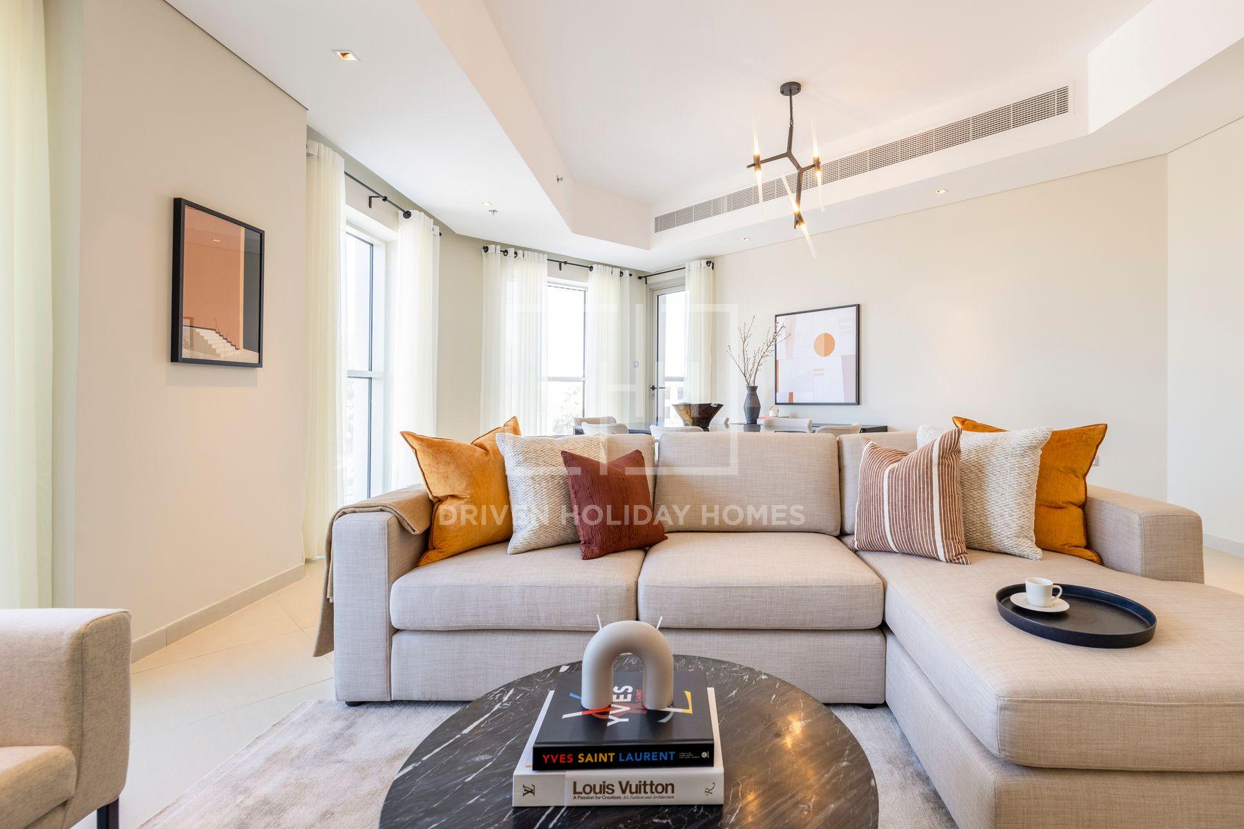 New Home | Spacious 3BR | Jumeirah 3