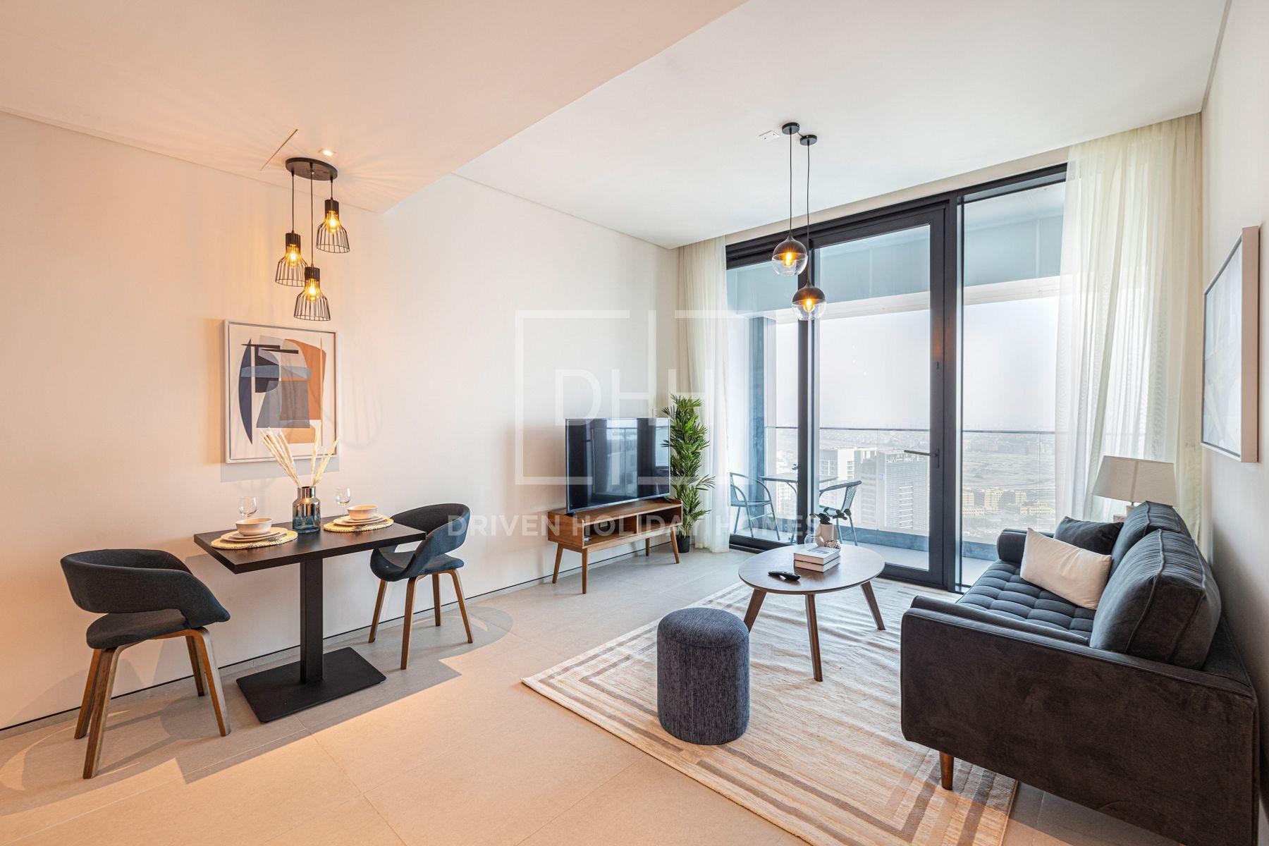763 قدم مربع  شقة - للايجار - مساكن شاطئ الجميرا