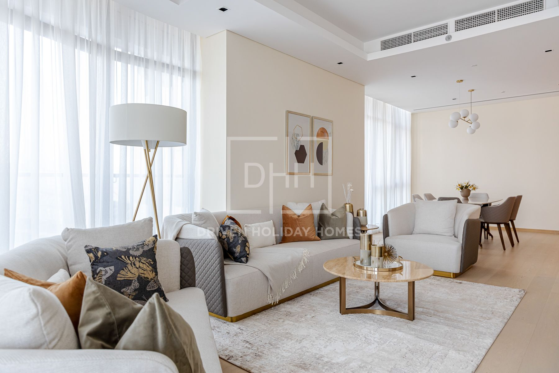 Brand New 2 Beds Huge Balcony in RP Heights