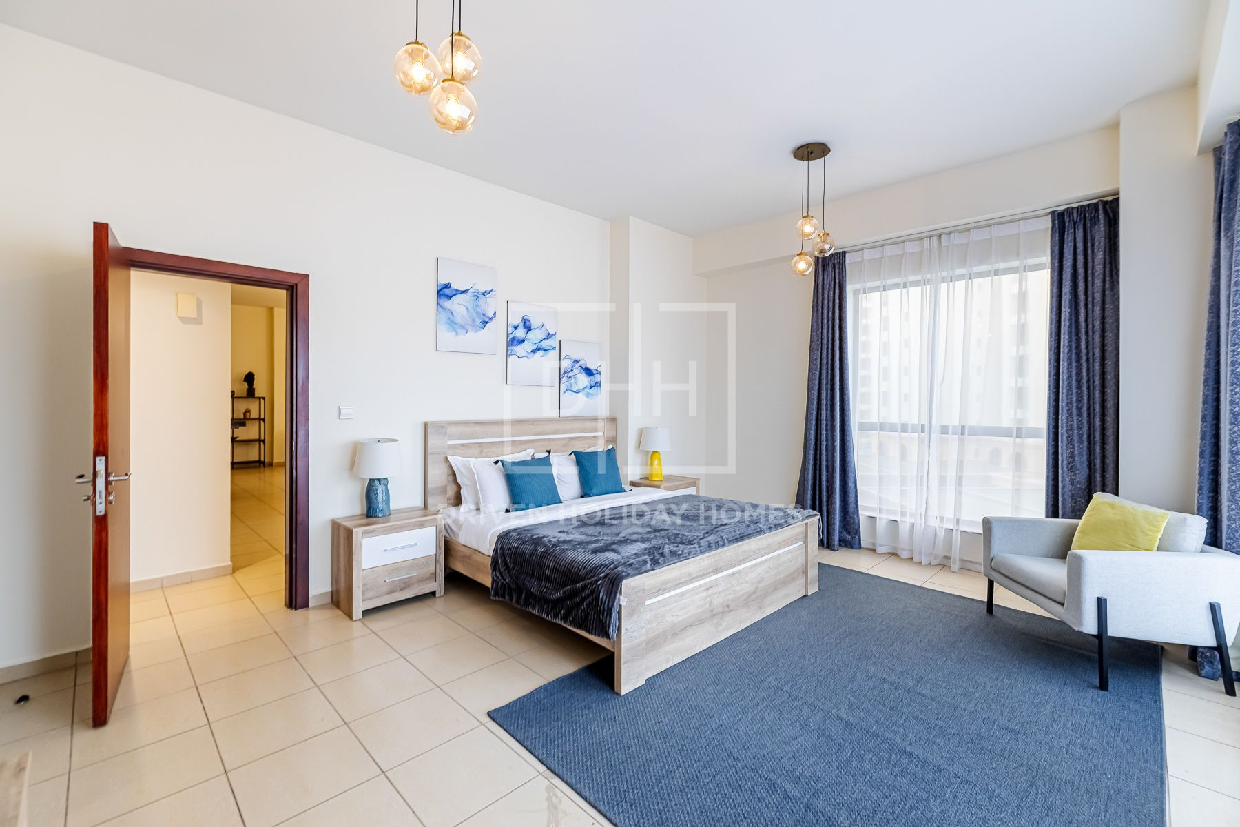 Apartment for Rent in Rimal 3 - Jumeirah Beach Residence