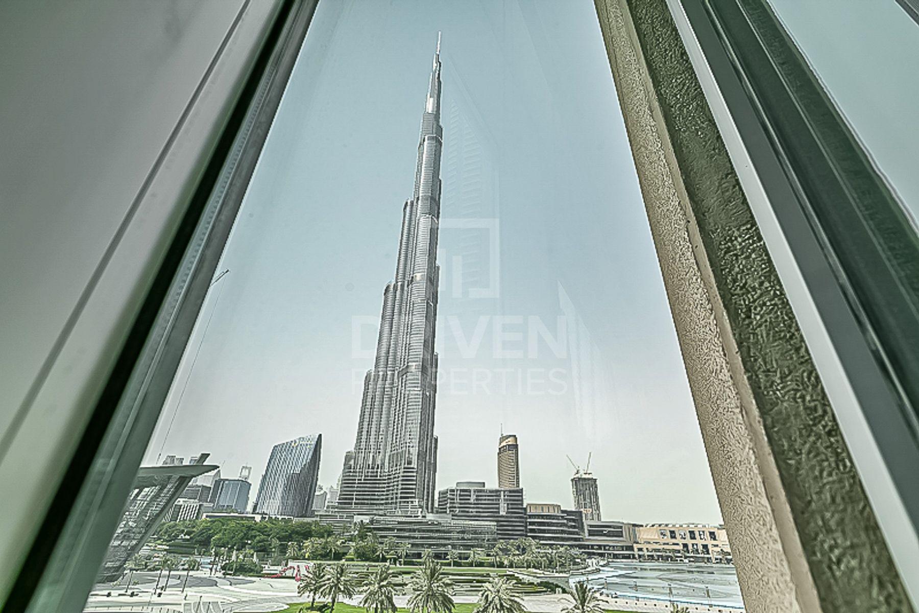 1,450 قدم مربع  شقة - للايجار - دبي وسط المدينة