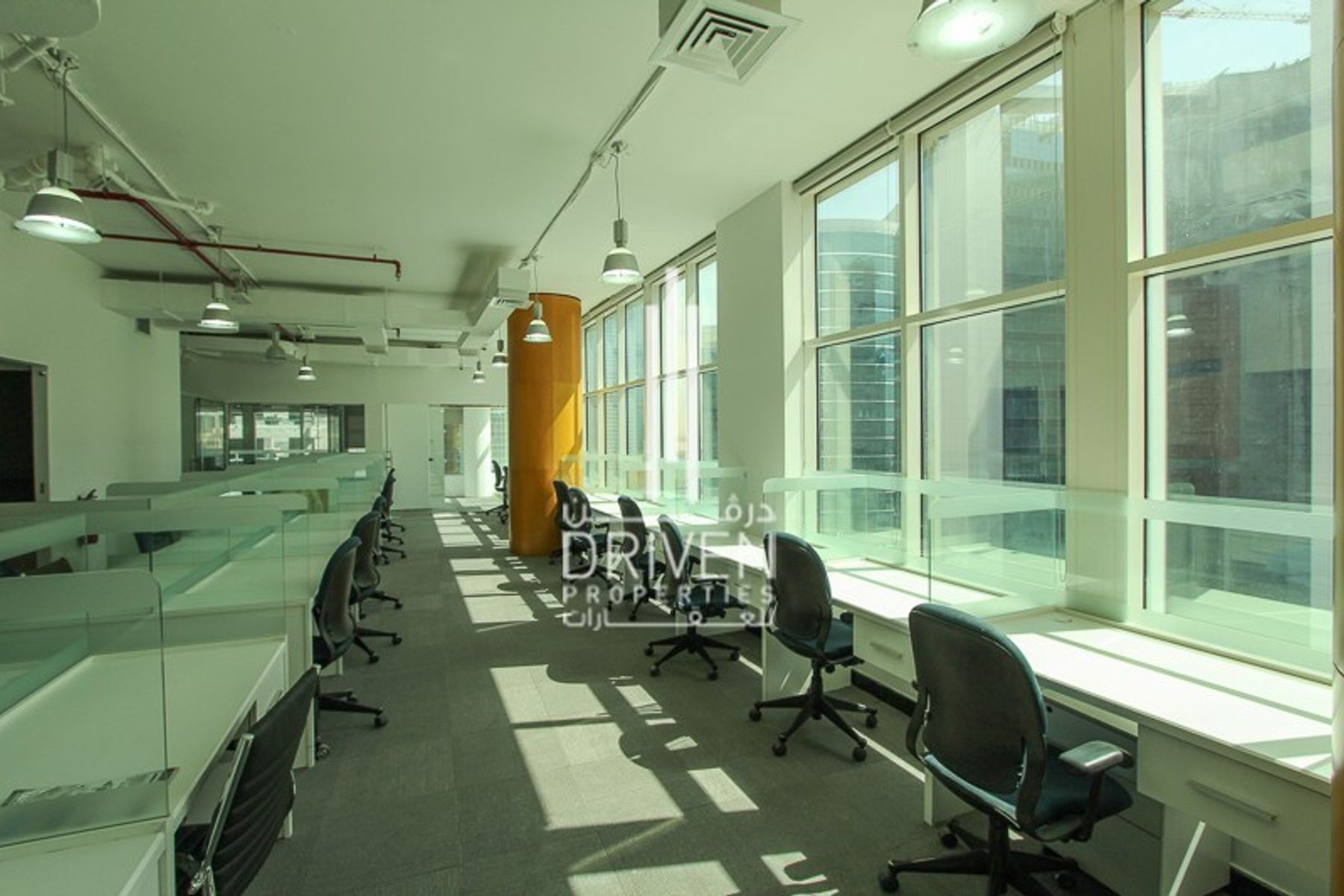 Office for Sale in Clover Bay Tower - Business Bay