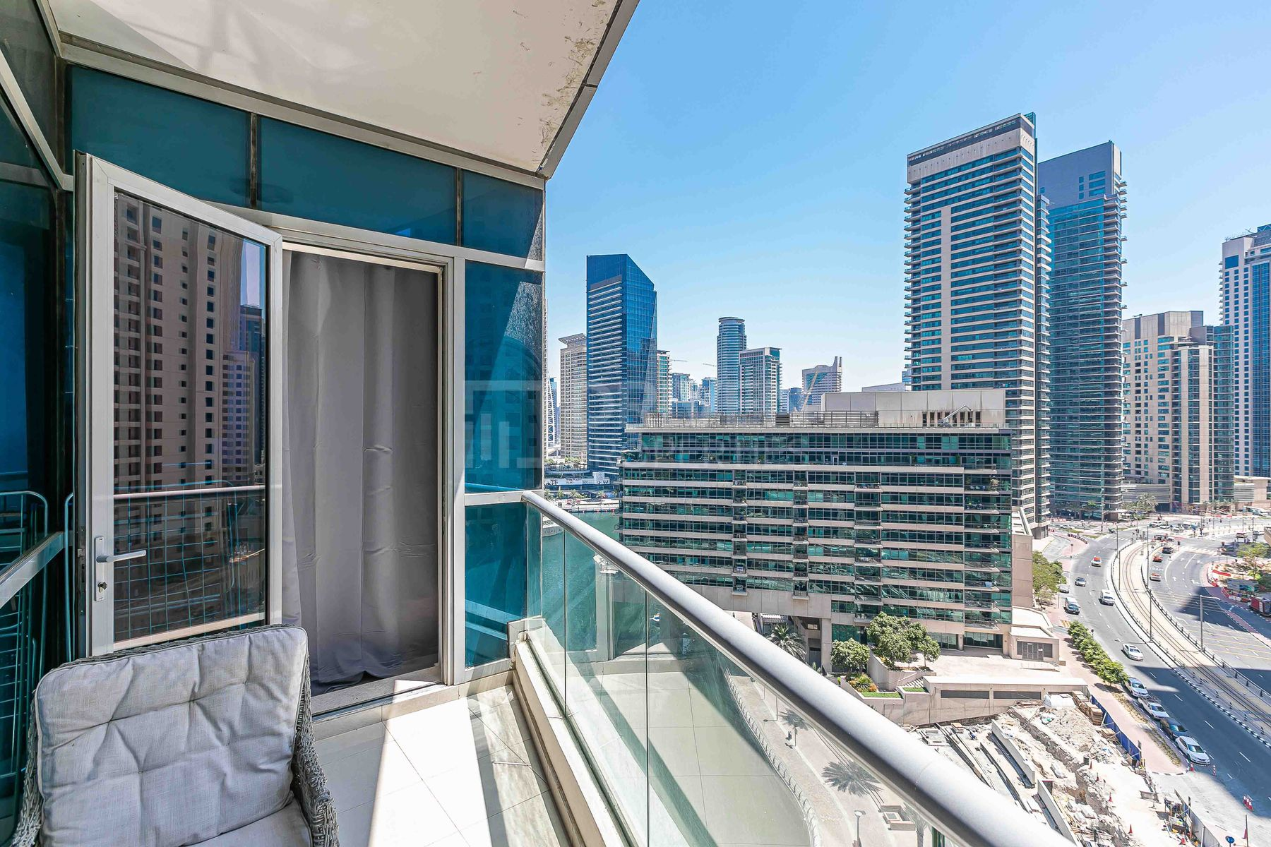 High Floor Unit Available with Marina View