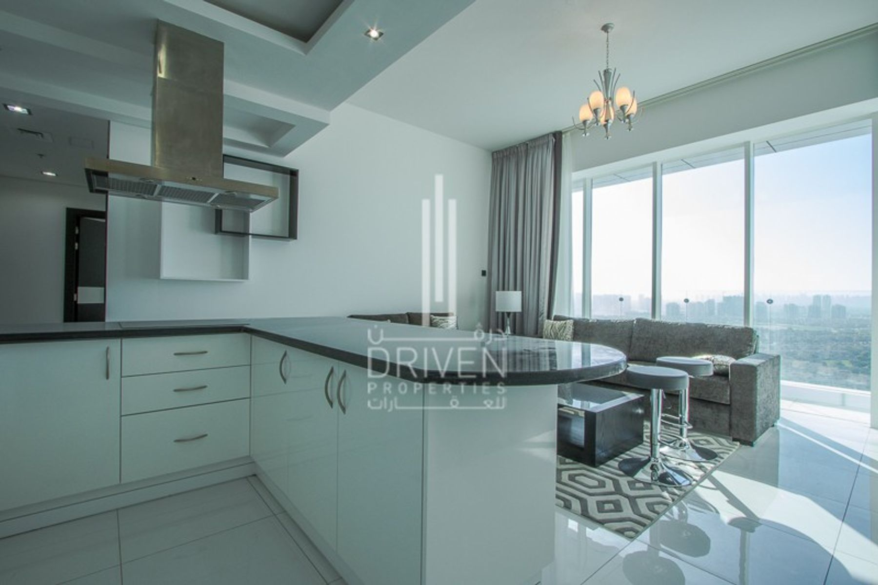 Furnished 2 BR | Top Floor and Golf View