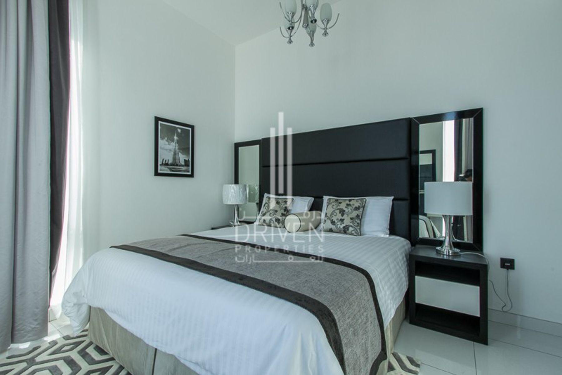 Apartment for Sale in Giovanni Boutique Suites - Dubai Sports City