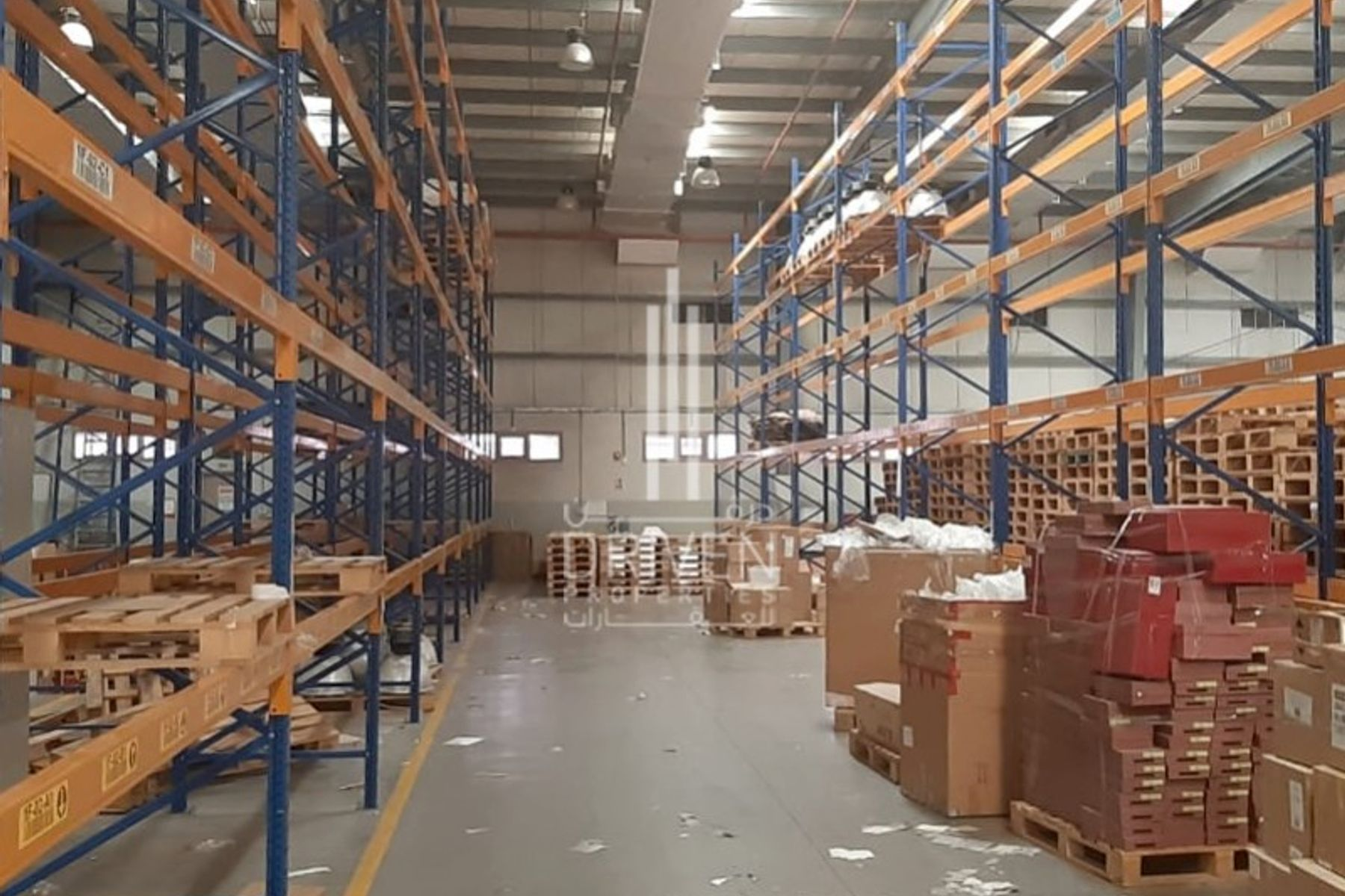 No 20% Tax Huge warehouse Al Qouz storage only