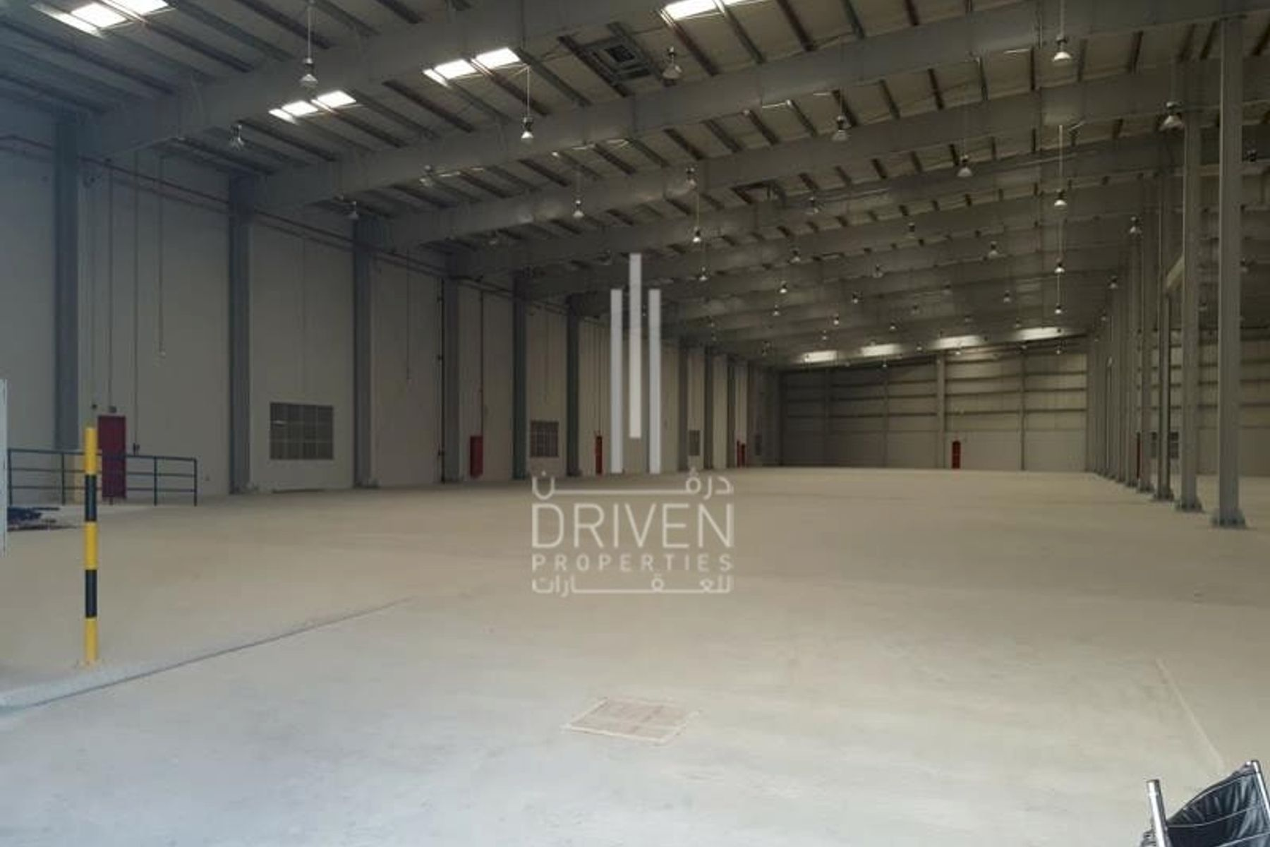 Brand new and Big Fitted Space Warehouse