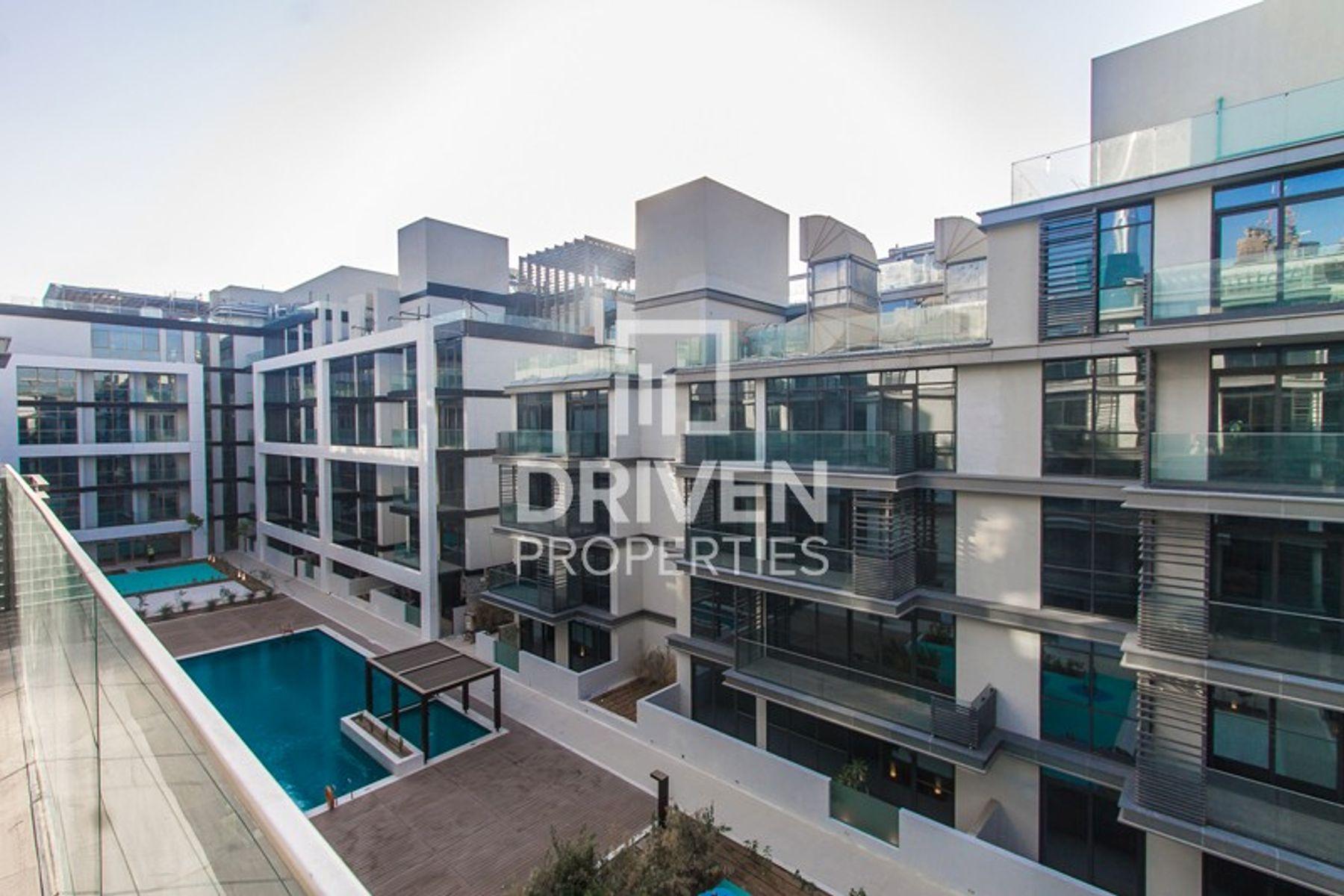 Rare Duplex Apt   Pool & Community Views