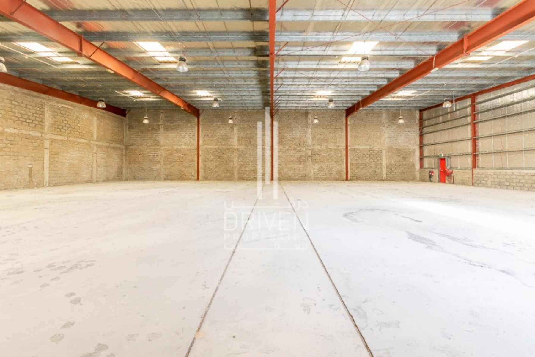 Warehouse for Storage purpose in Phase 1, DIP