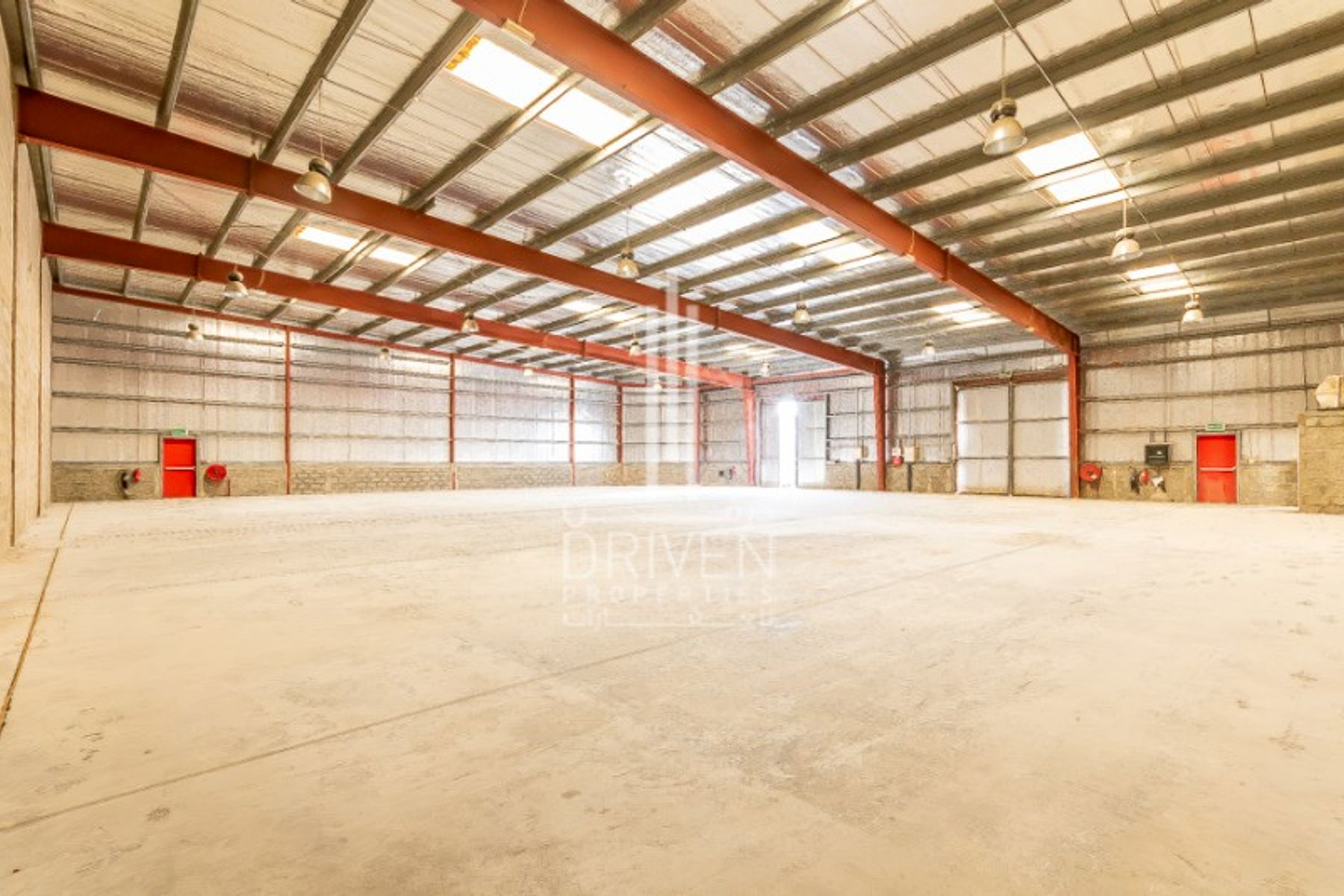 Warehouse for Storage purpose in Phase 1