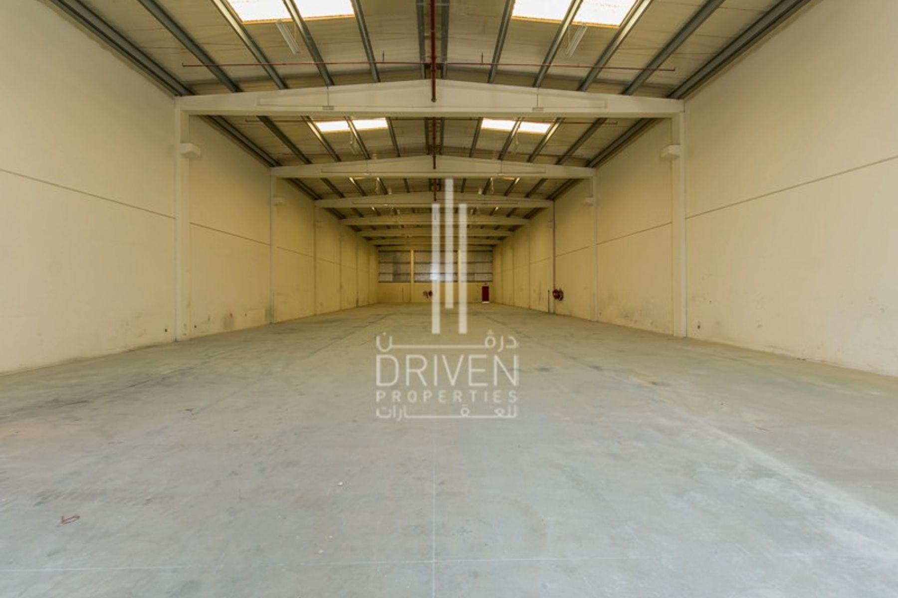 Warehouse for Rent in Industrial Zone - Dubai Industrial Park